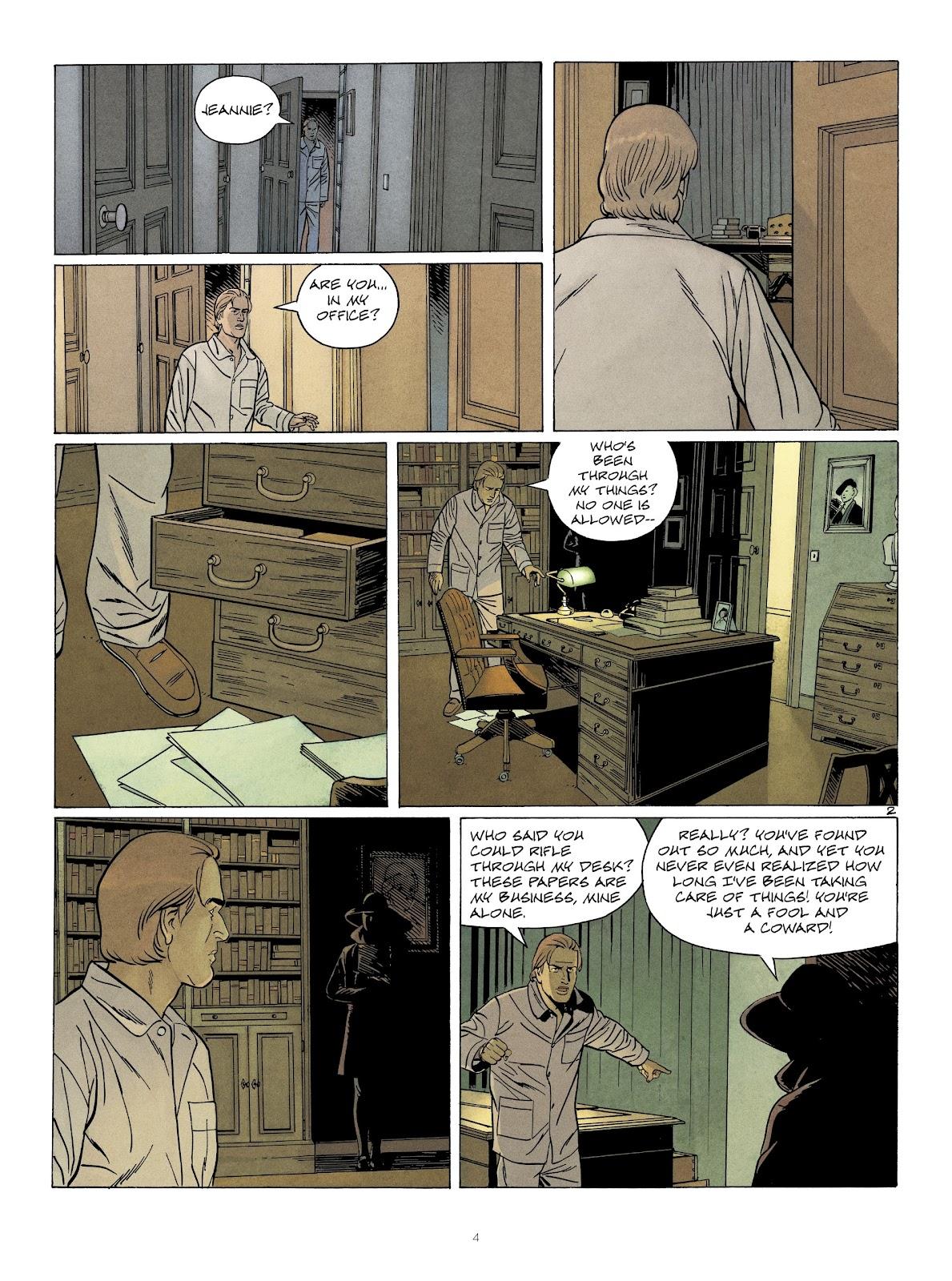 Read online Sherman comic -  Issue #7 - 4