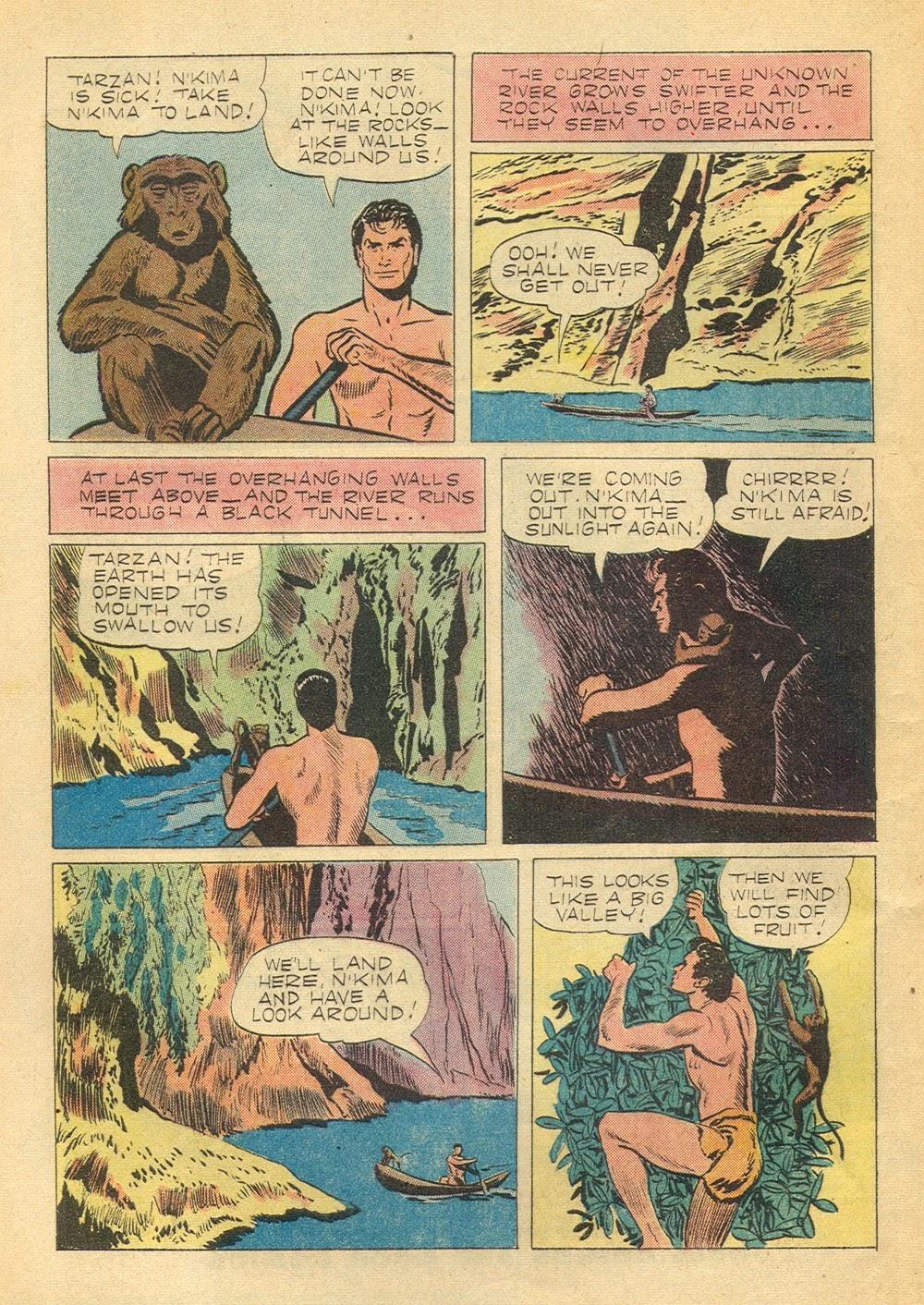 Tarzan (1948) issue 75 - Page 4