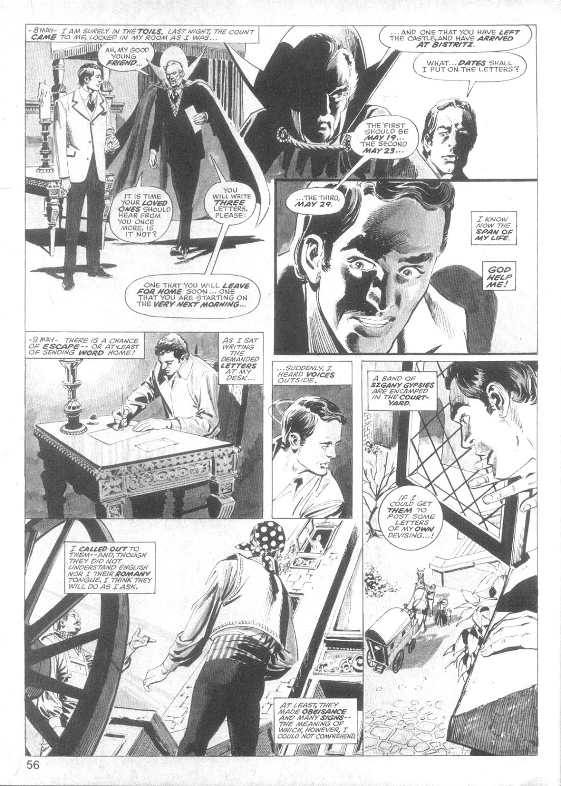 Dracula Lives issue 7 - Page 53