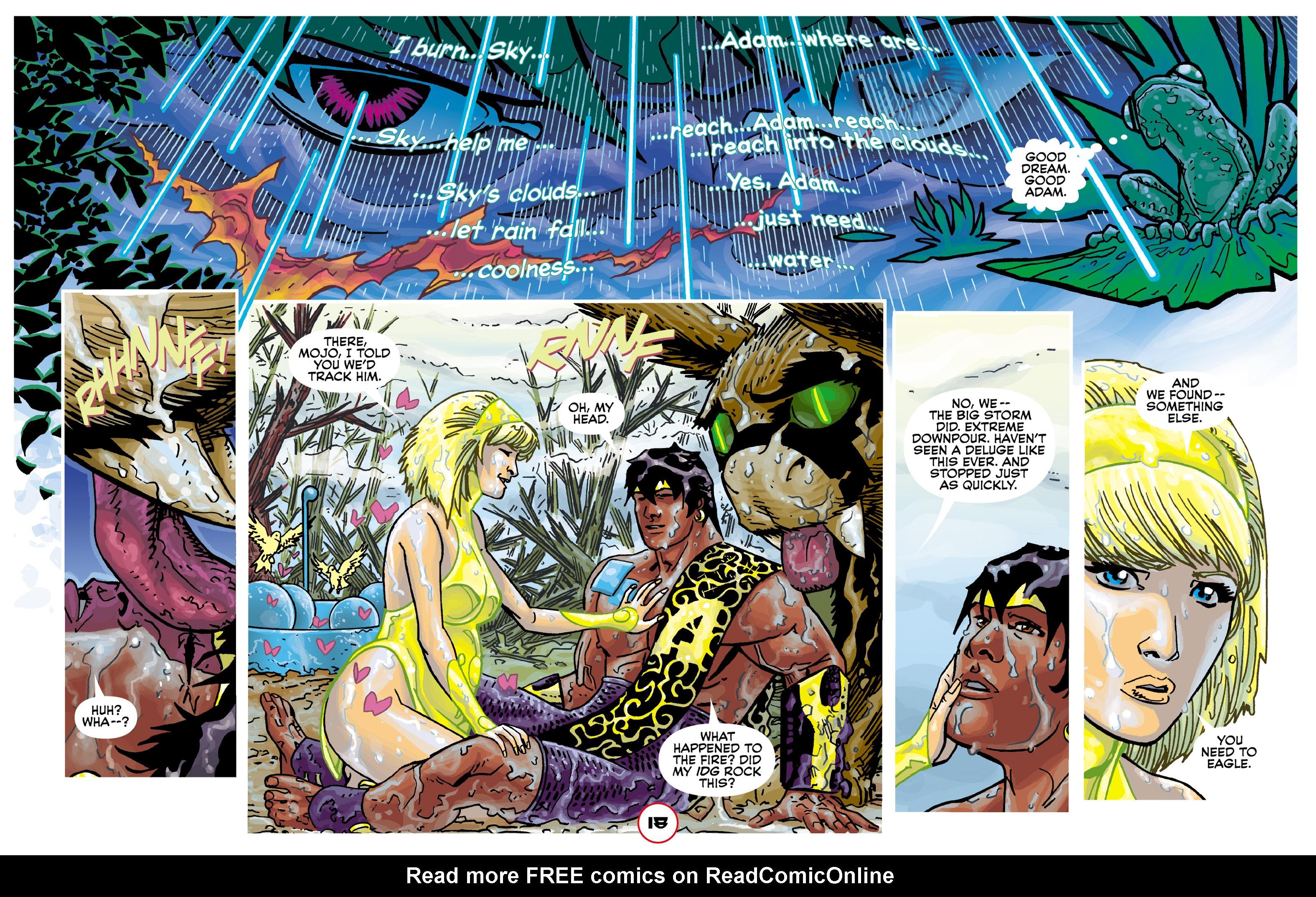 Read online Adam.3 comic -  Issue #2 - 20