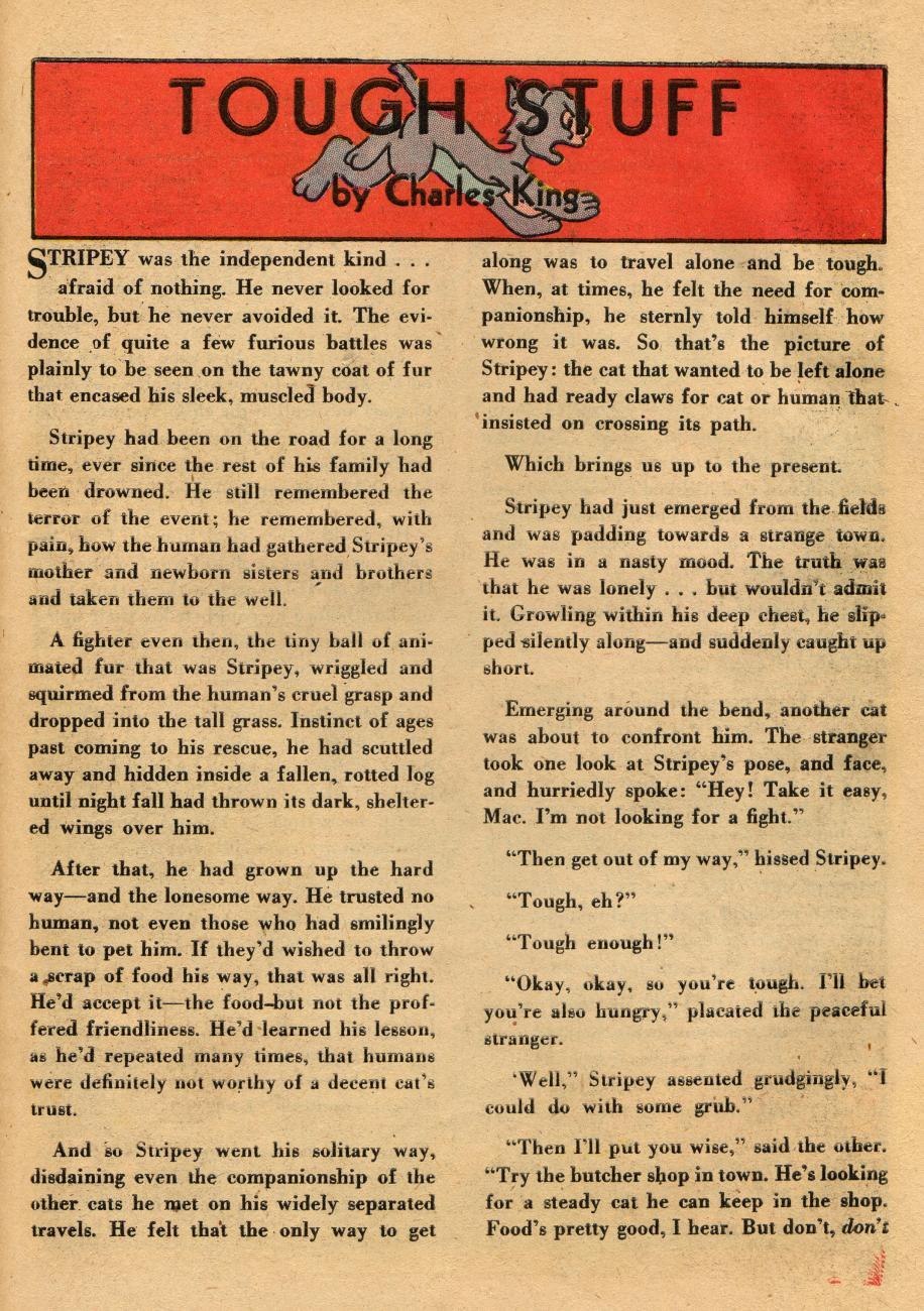 Read online Sensation (Mystery) Comics comic -  Issue #61 - 39