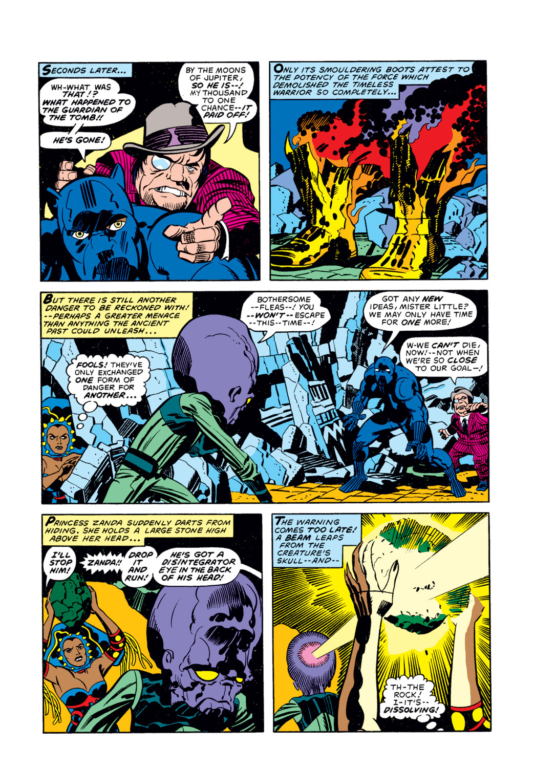 Black Panther (1977) issue 3 - Page 15