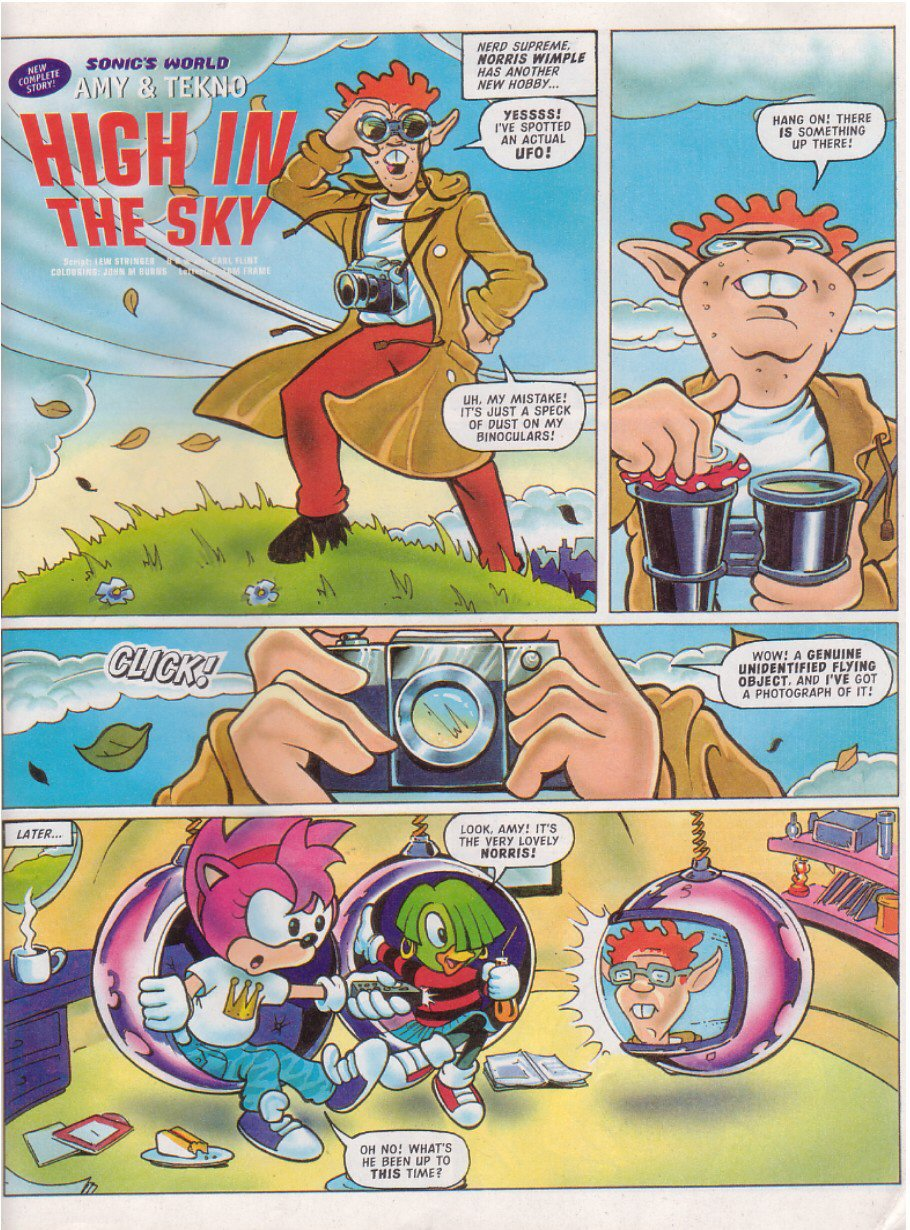 Read online Sonic the Comic comic -  Issue #117 - 16