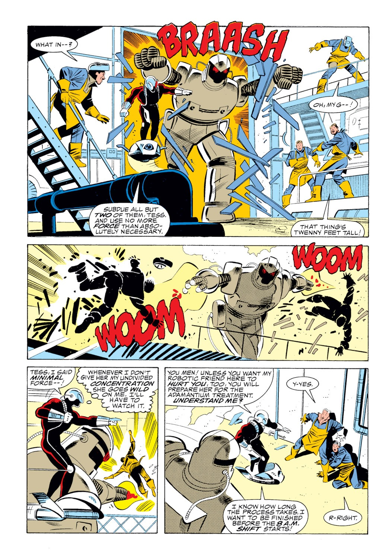 Read online Captain America (1968) comic -  Issue # _Annual 8 - 21