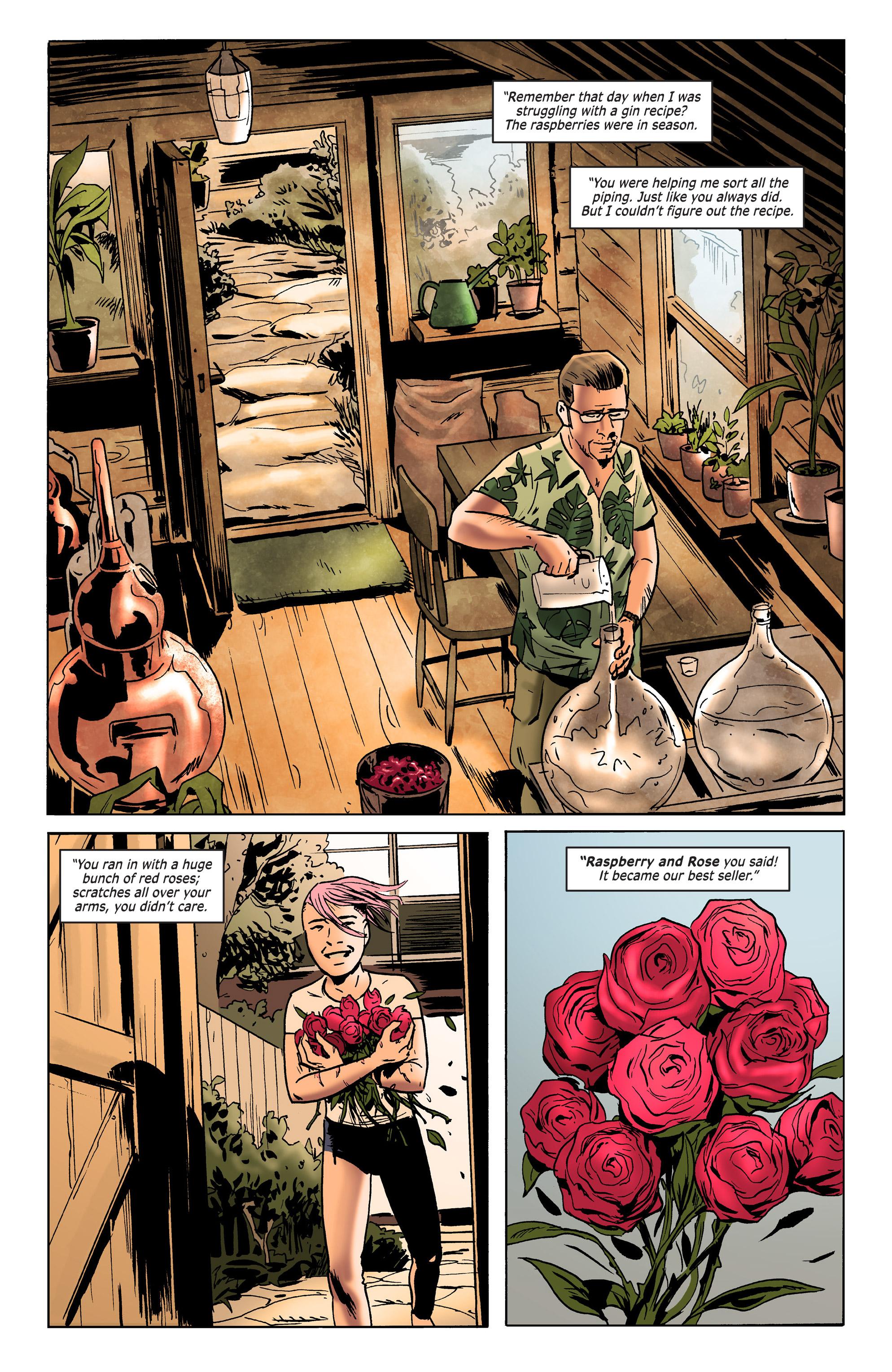 Read online Surgeon X Special: Trial & Error comic -  Issue # Full - 11