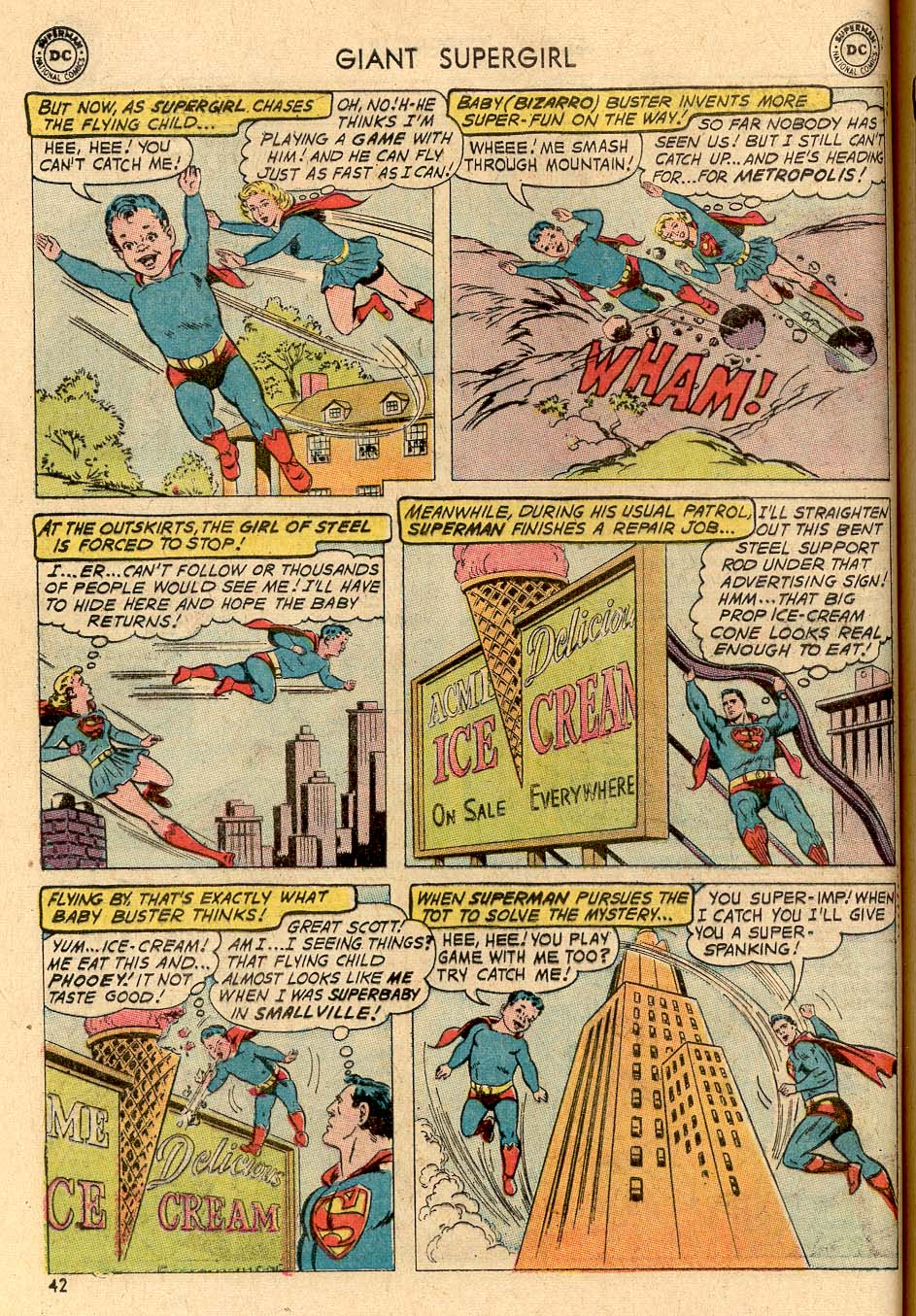 Action Comics (1938) 347 Page 43