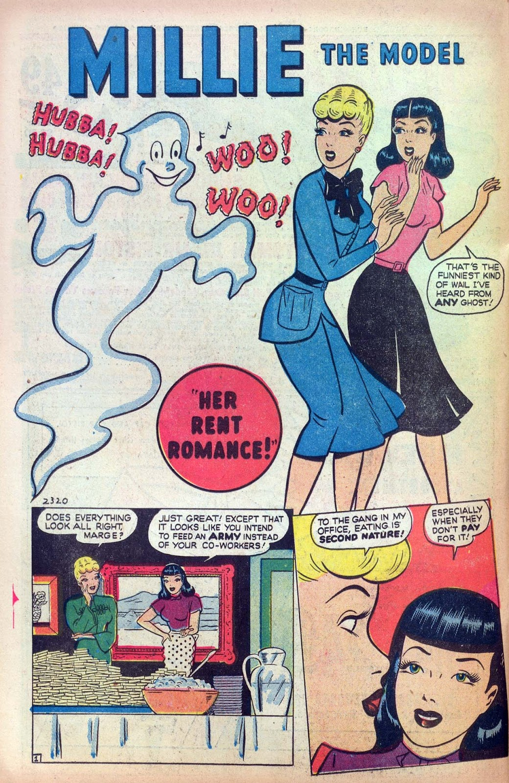 Read online Millie the Model comic -  Issue #13 - 32