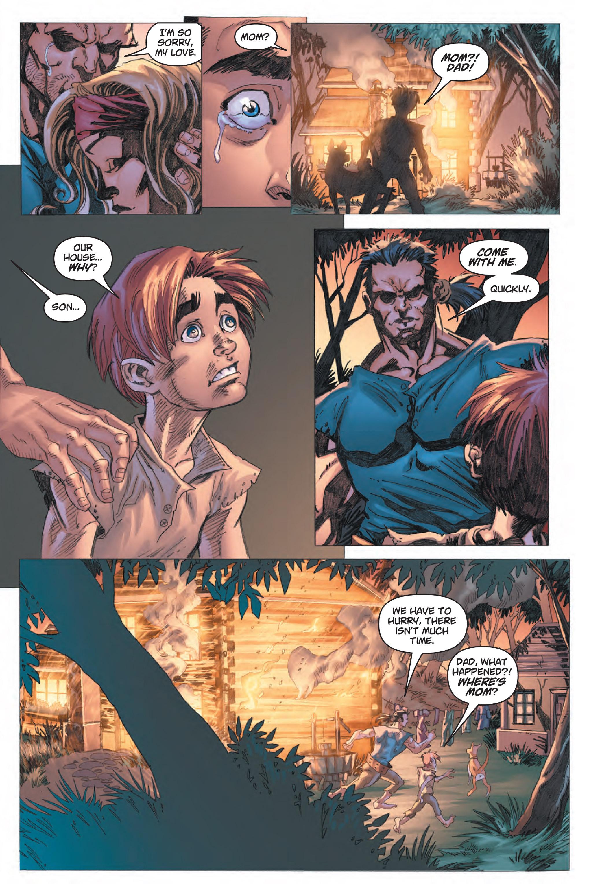 Read online Skyward comic -  Issue #1 - 20