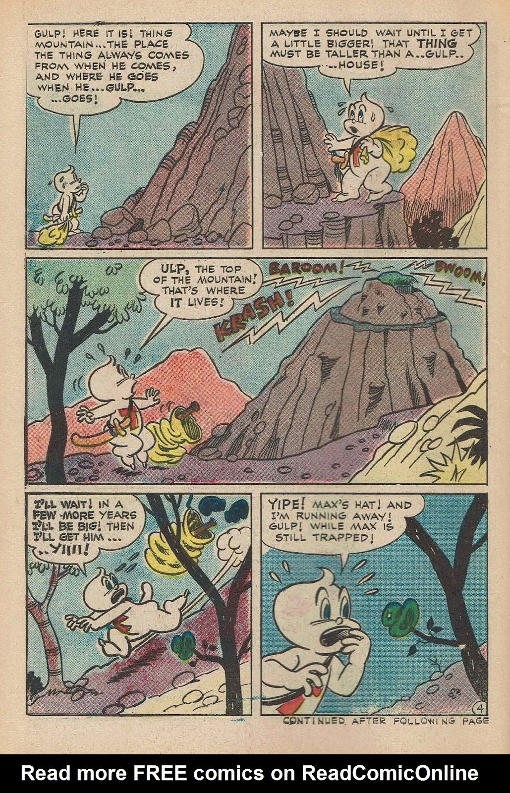 Timmy the Timid Ghost issue 13 - Page 6