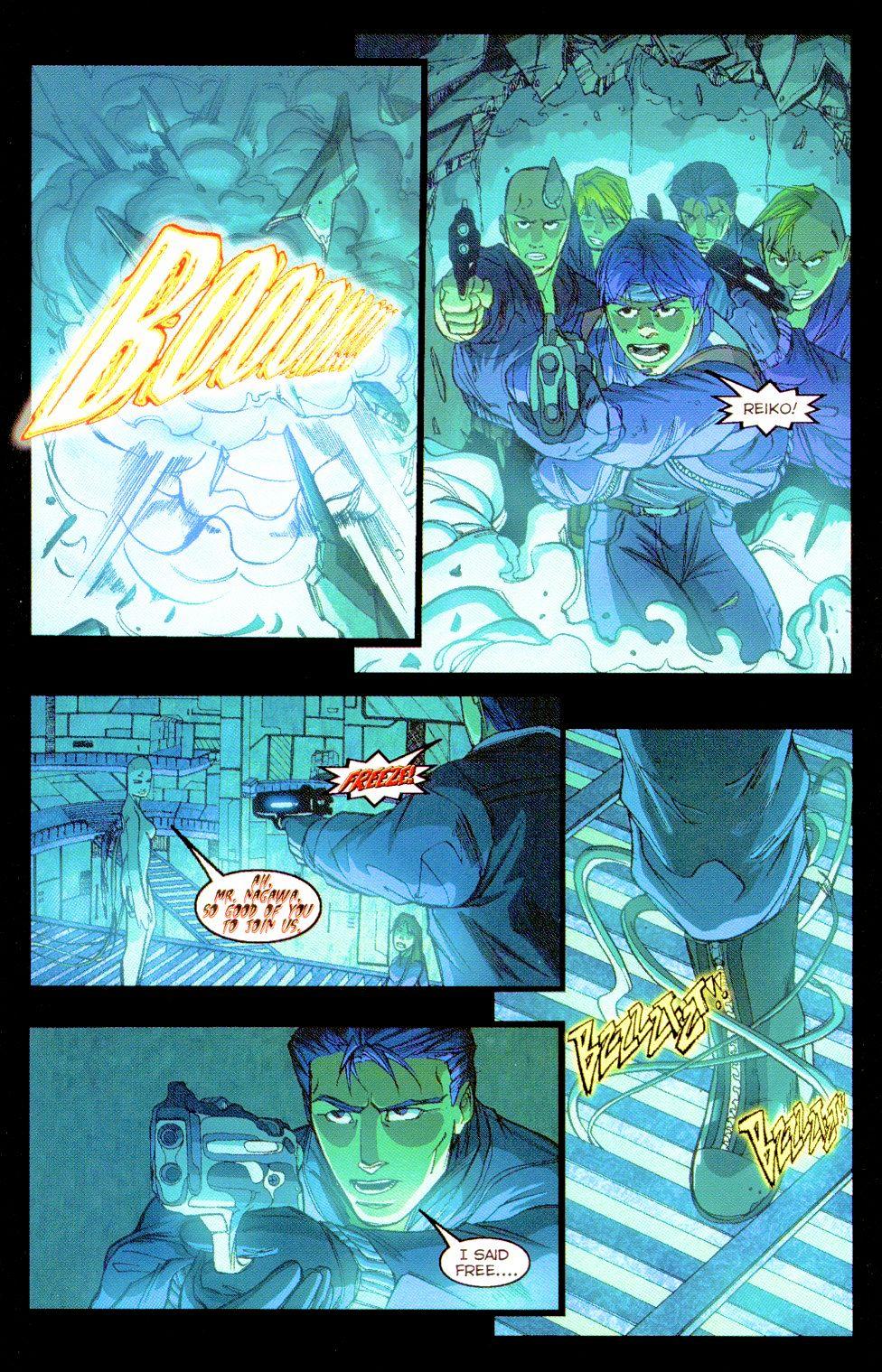 Darkminds (1998) Issue #8 #9 - English 10