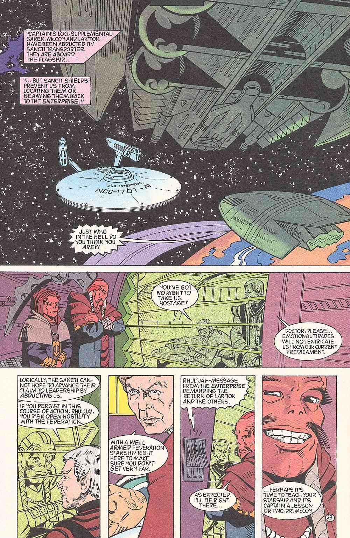 Read online Star Trek (1989) comic -  Issue # Annual 3 - 27
