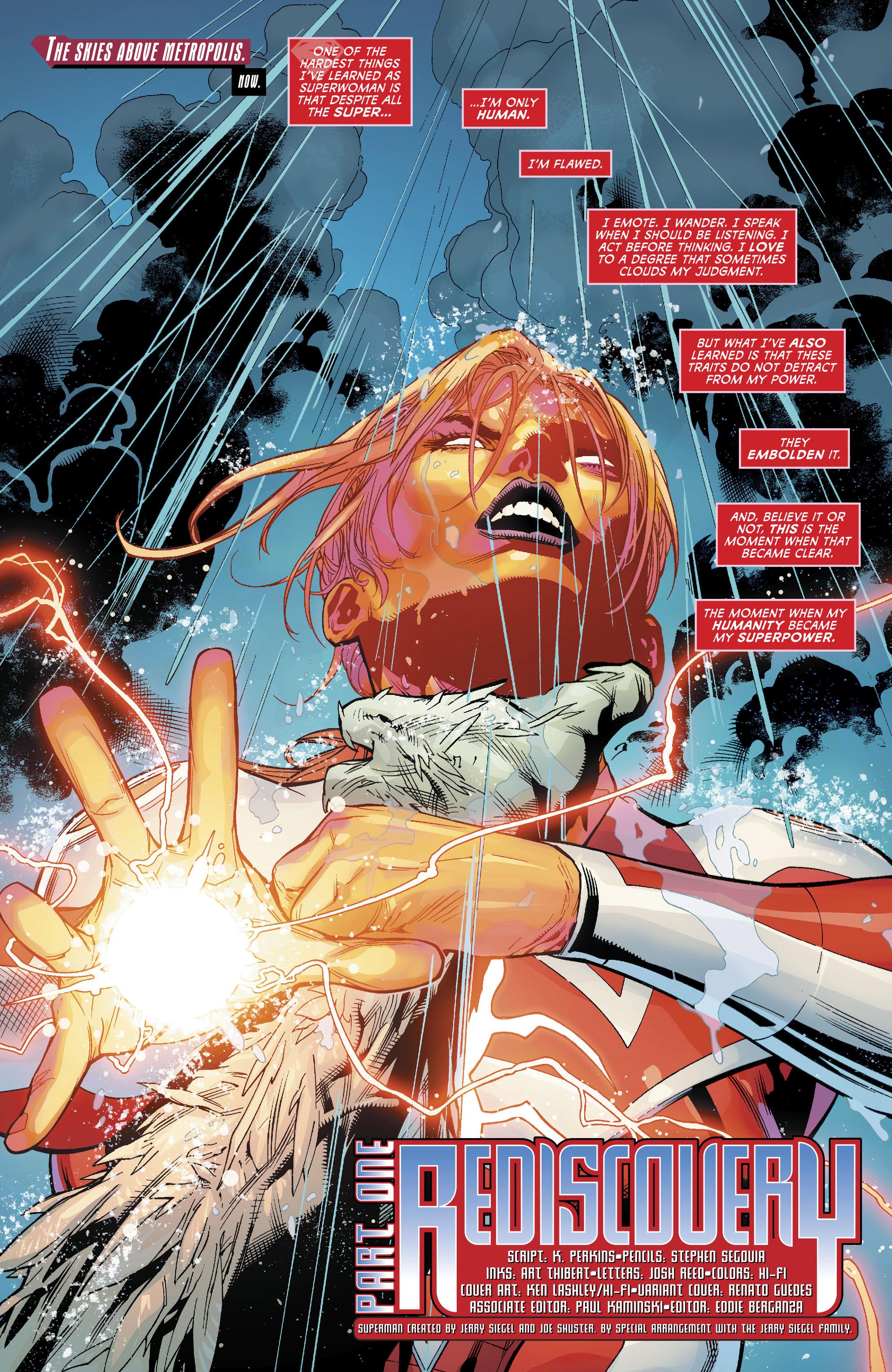 Read online Superwoman comic -  Issue #10 - 4