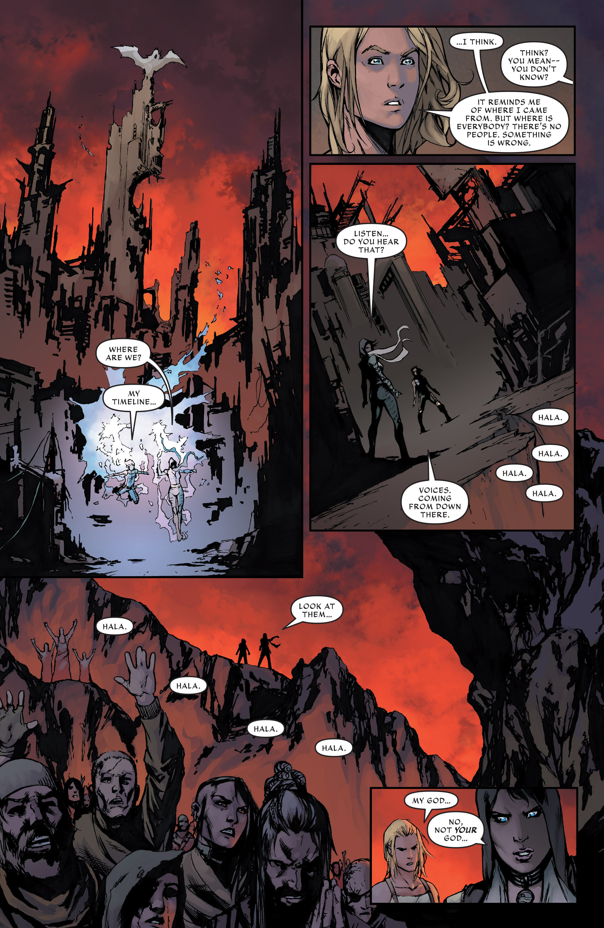 Read online Aspen Universe: Revelations comic -  Issue #1 - 22
