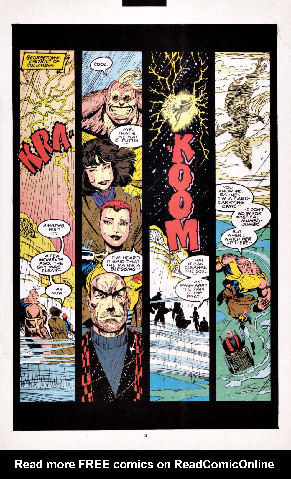 Read online X-Factor (1986) comic -  Issue #102 - 4