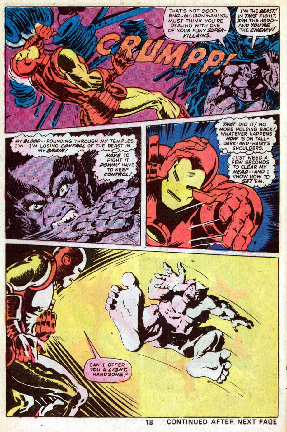 The Avengers (1963) 136 Page 12