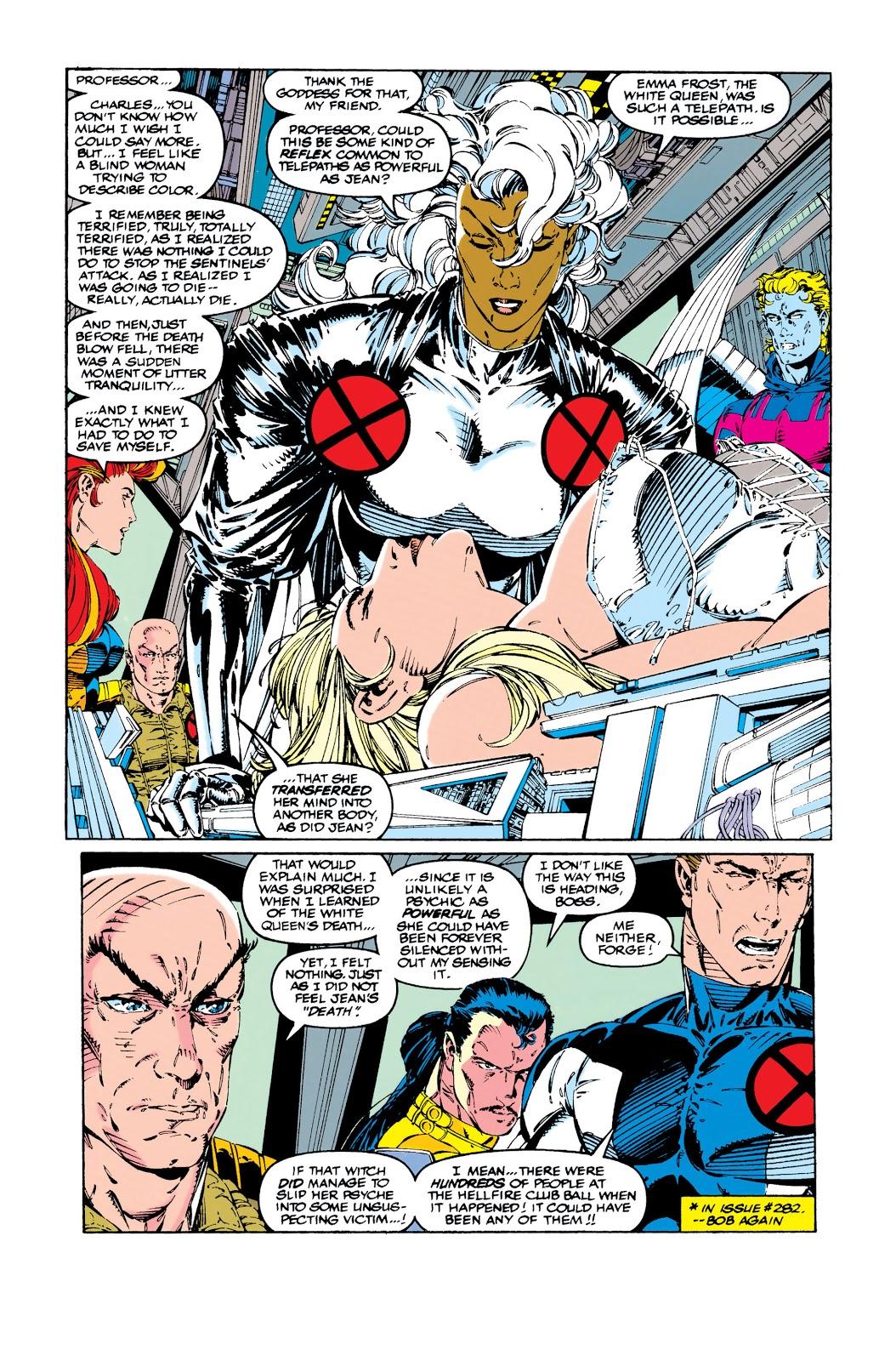 Uncanny X-Men (1963) issue 284 - Page 6