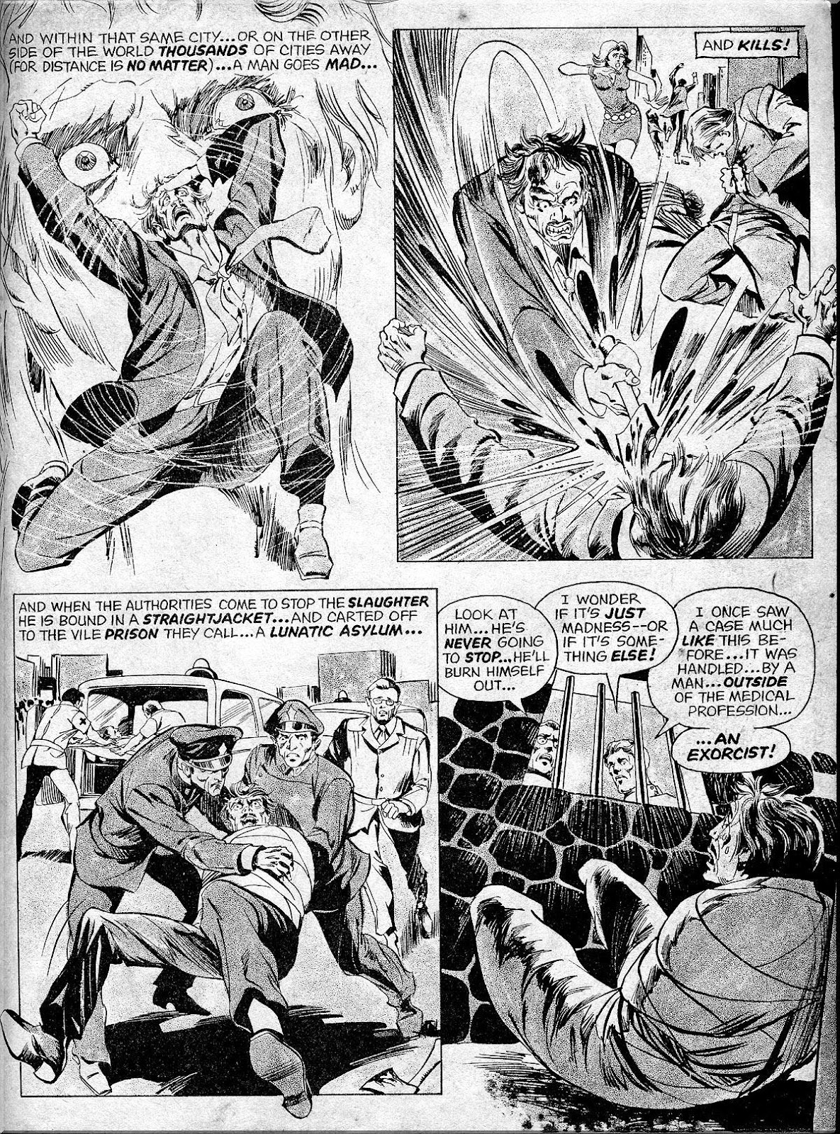 Nightmare (1970) issue 10 - Page 39