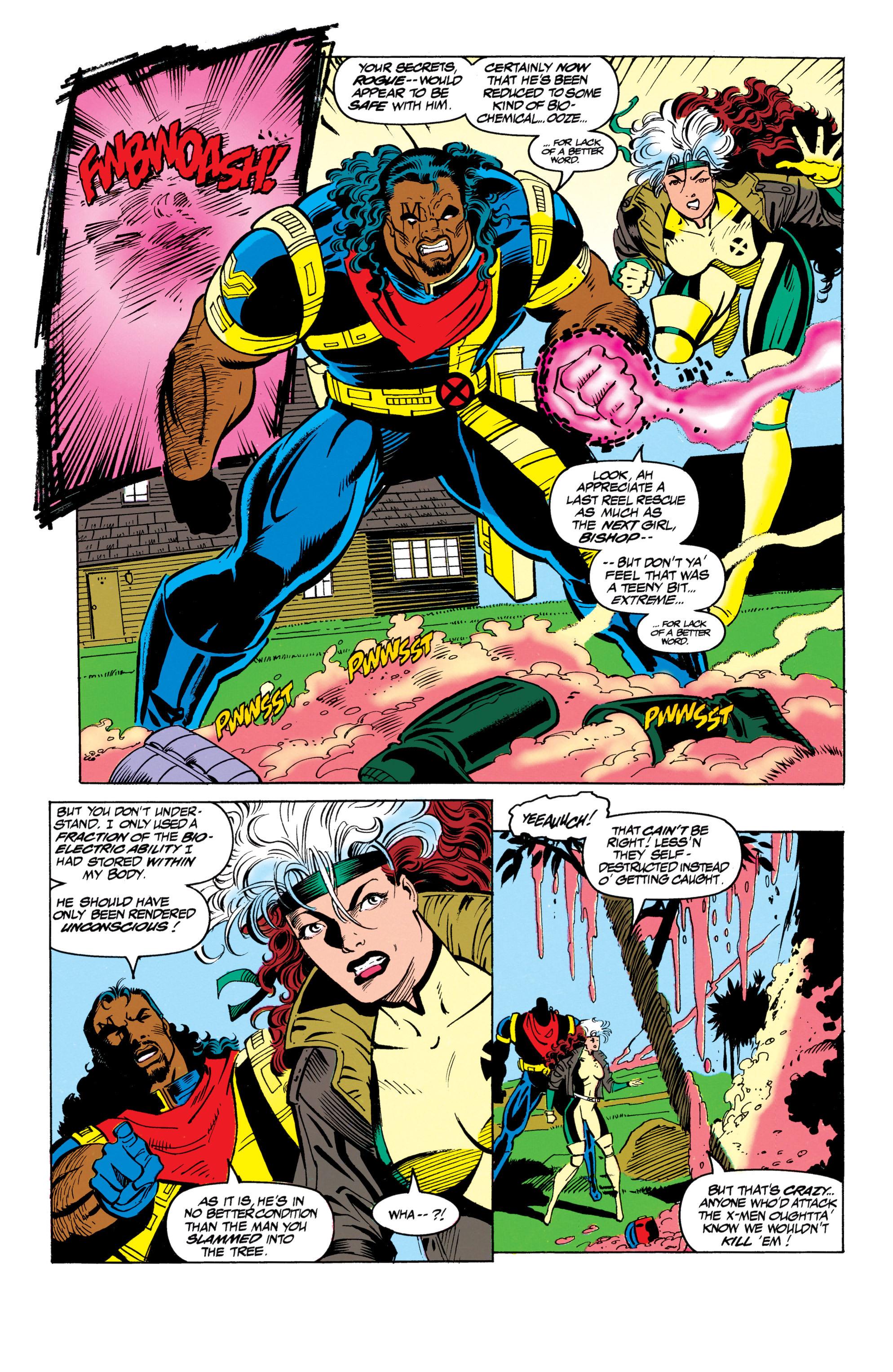 Read online Uncanny X-Men (1963) comic -  Issue #305 - 5