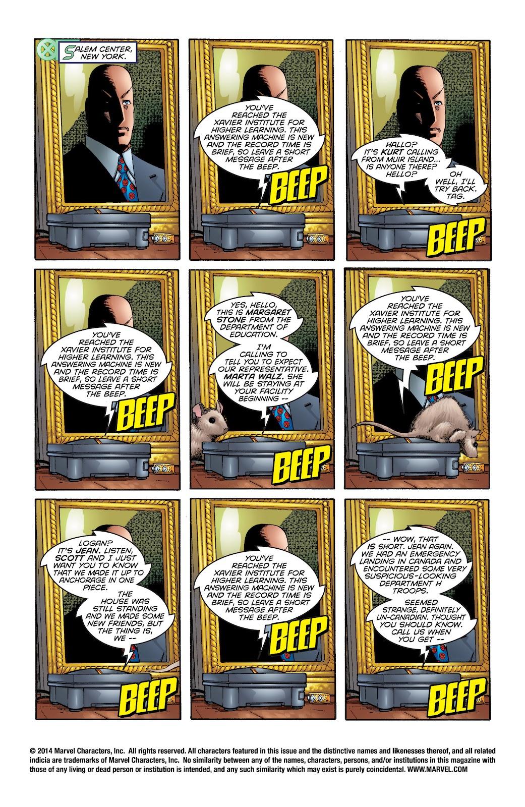 Uncanny X-Men (1963) issue 355 - Page 2