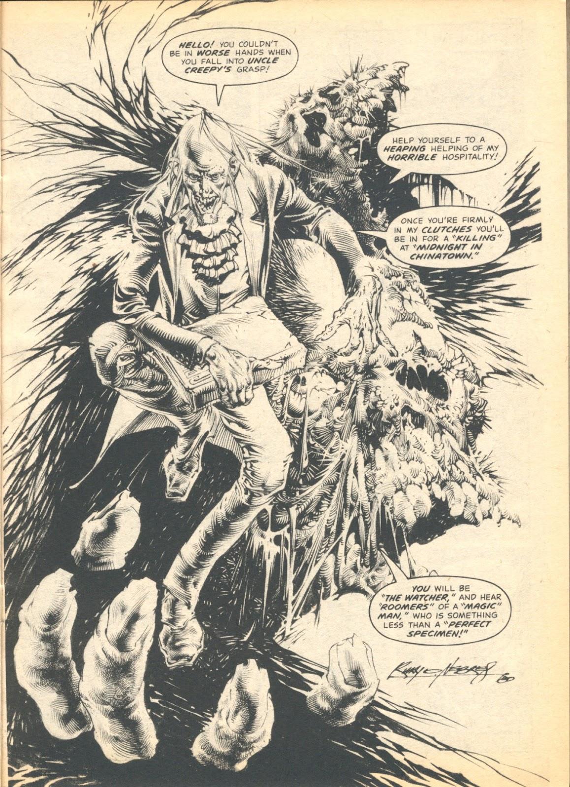 Creepy (1964) Issue #122 #122 - English 5