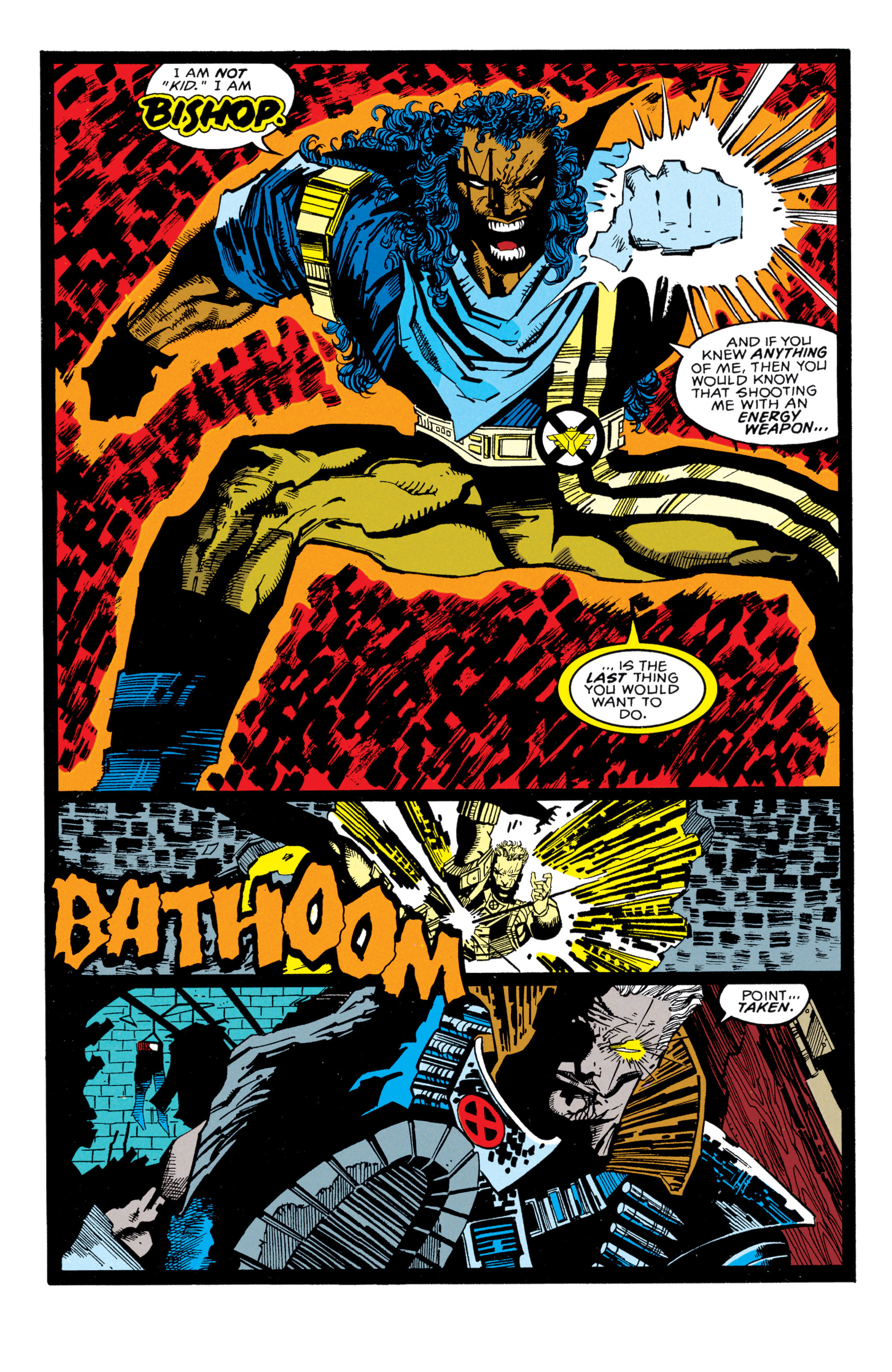 Read online X-Factor (1986) comic -  Issue #85 - 10