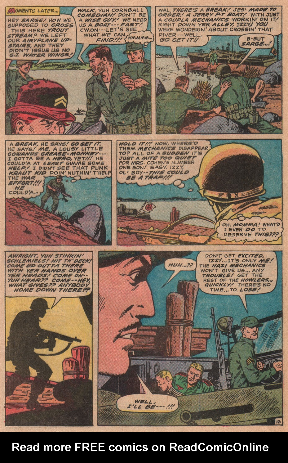 Read online Sgt. Fury comic -  Issue #77 - 24