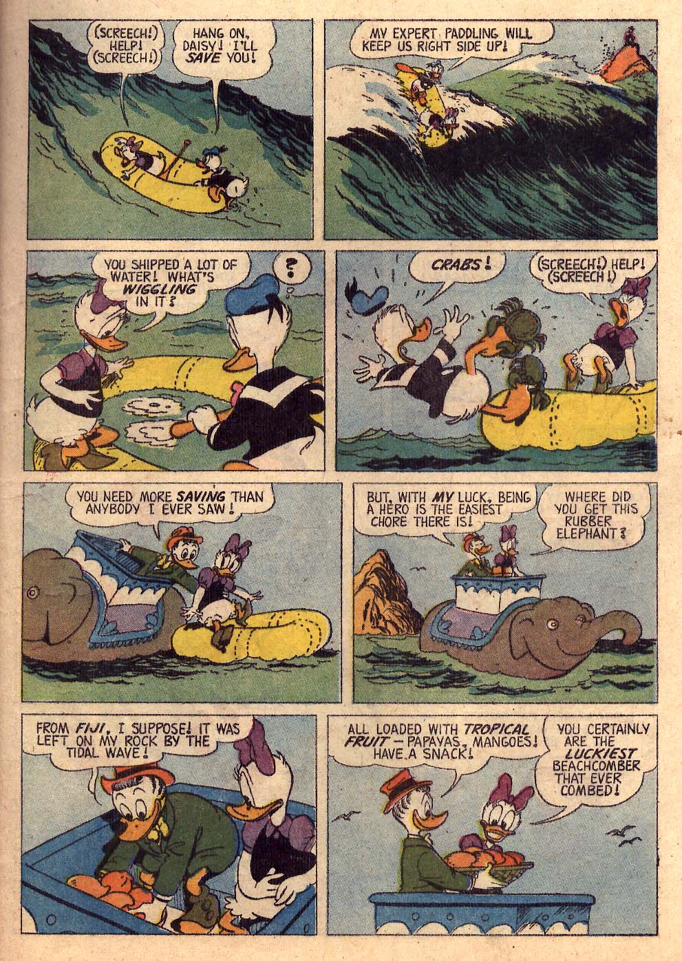 Walt Disney's Comics and Stories issue 224 - Page 9
