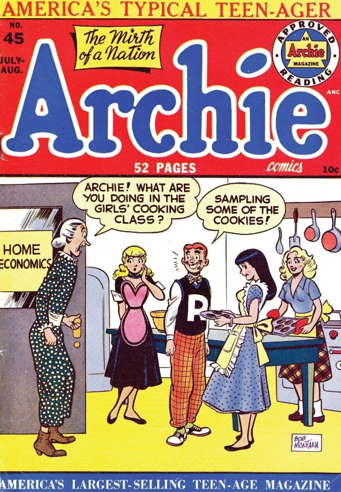 Archie Comics issue 045 - Page 1