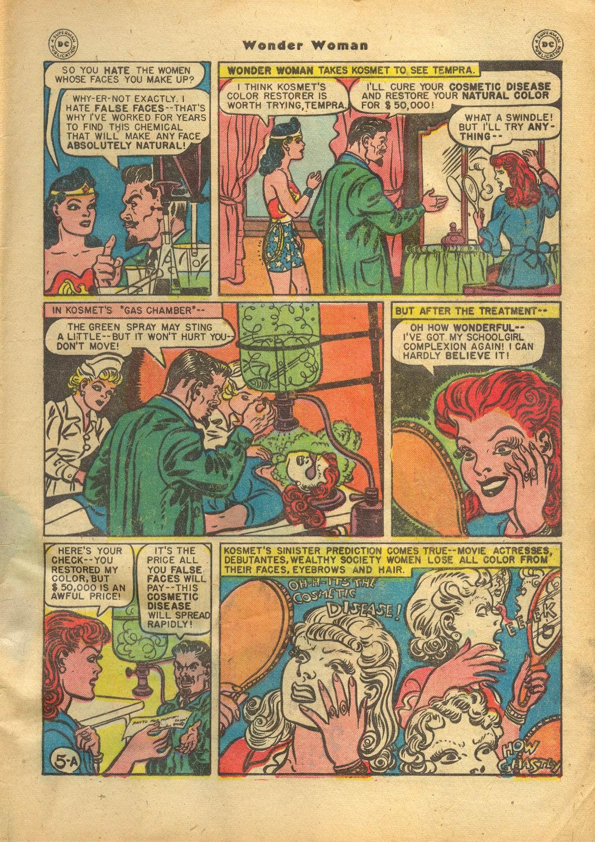Read online Wonder Woman (1942) comic -  Issue #22 - 7