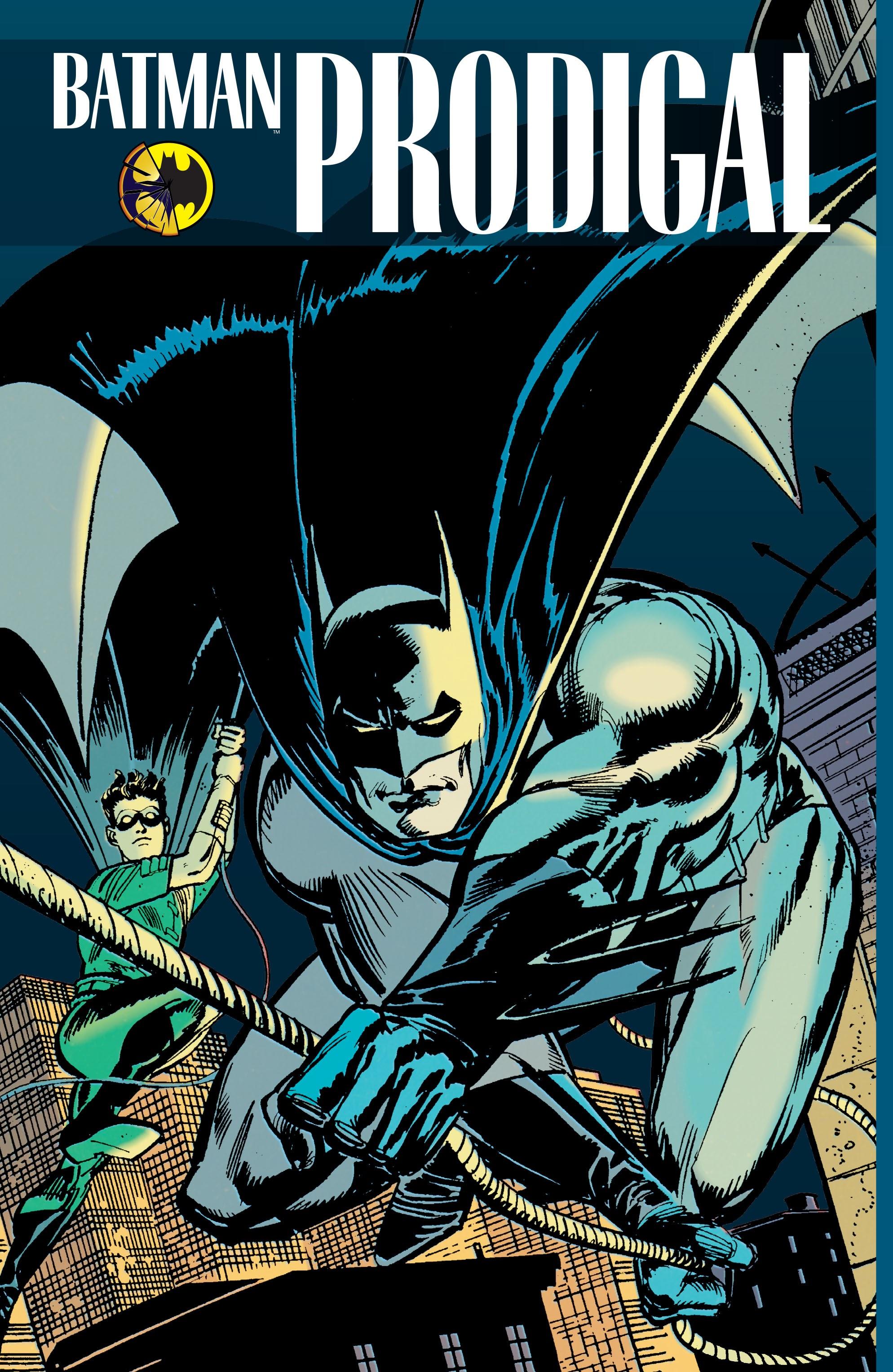 Batman: Prodigal TPB_(Part_1) Page 2