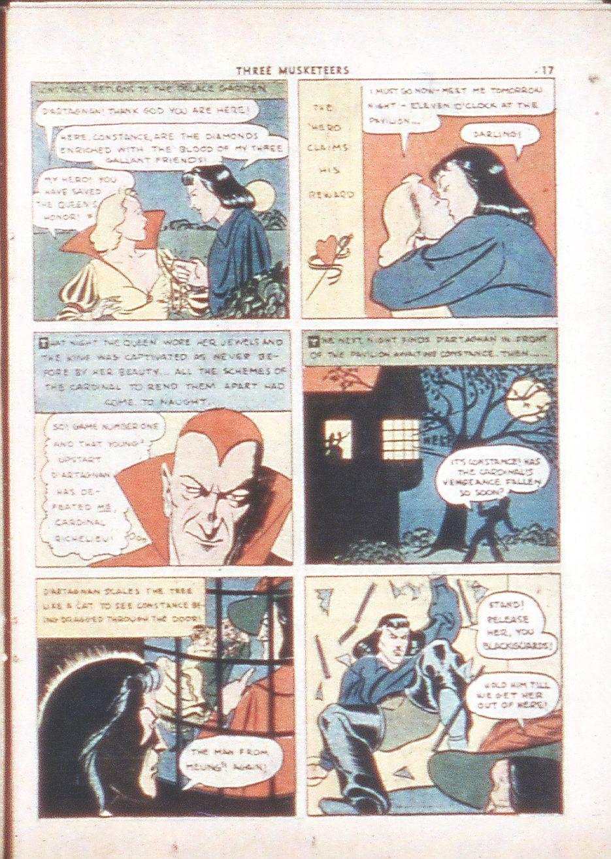 Read online Shadow Comics comic -  Issue #6 - 19