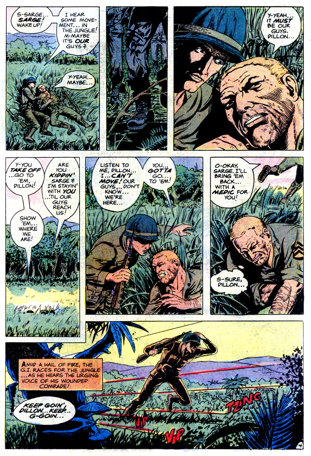 Sgt. Rock issue 360 - Page 22