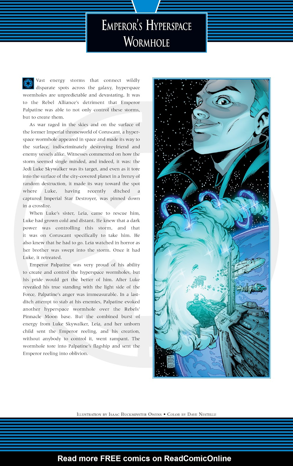Read online Star Wars: Dark Empire Trilogy comic -  Issue # TPB (Part 4) - 63