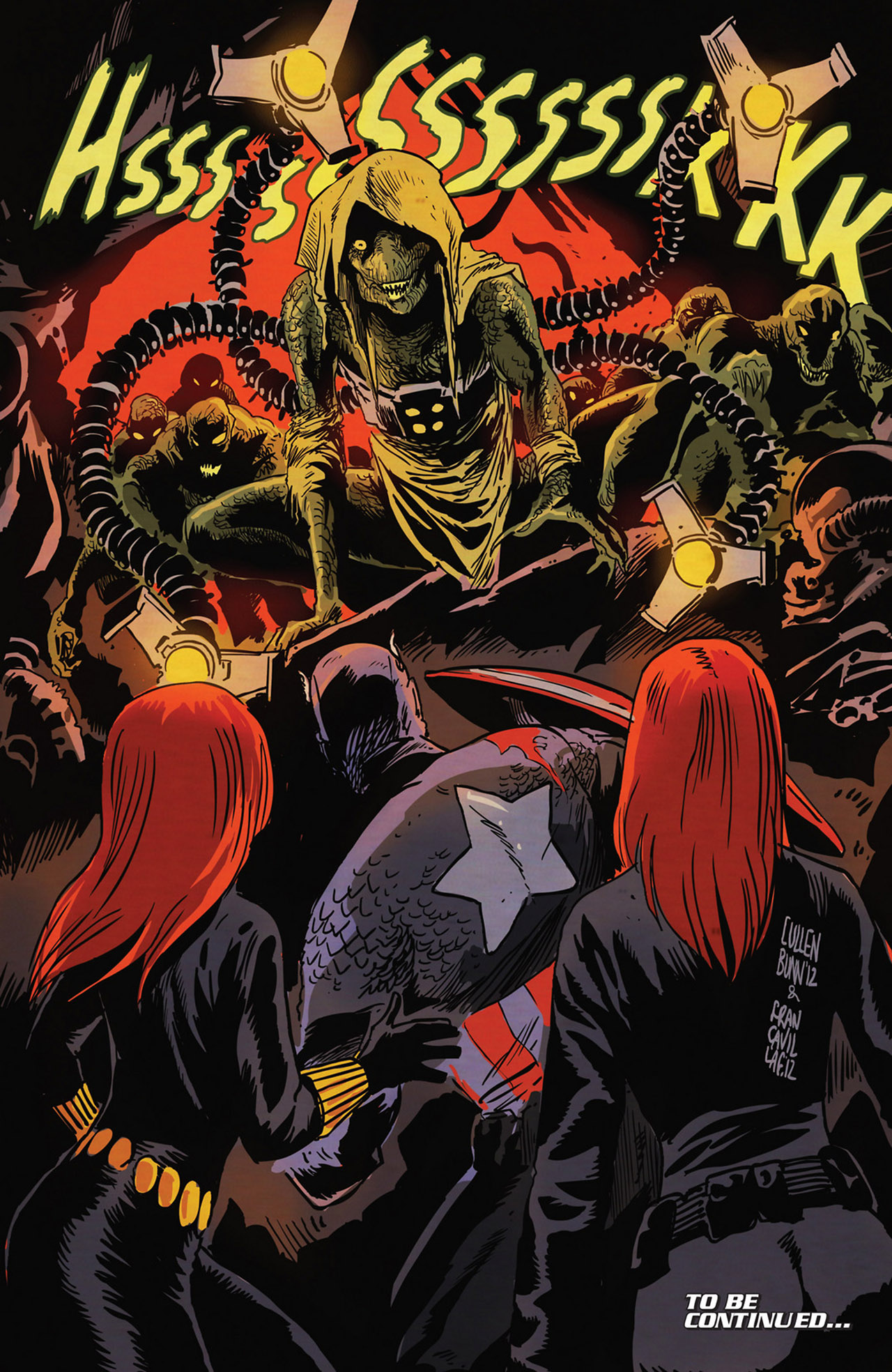 Read online Captain America And Black Widow comic -  Issue #638 - 21