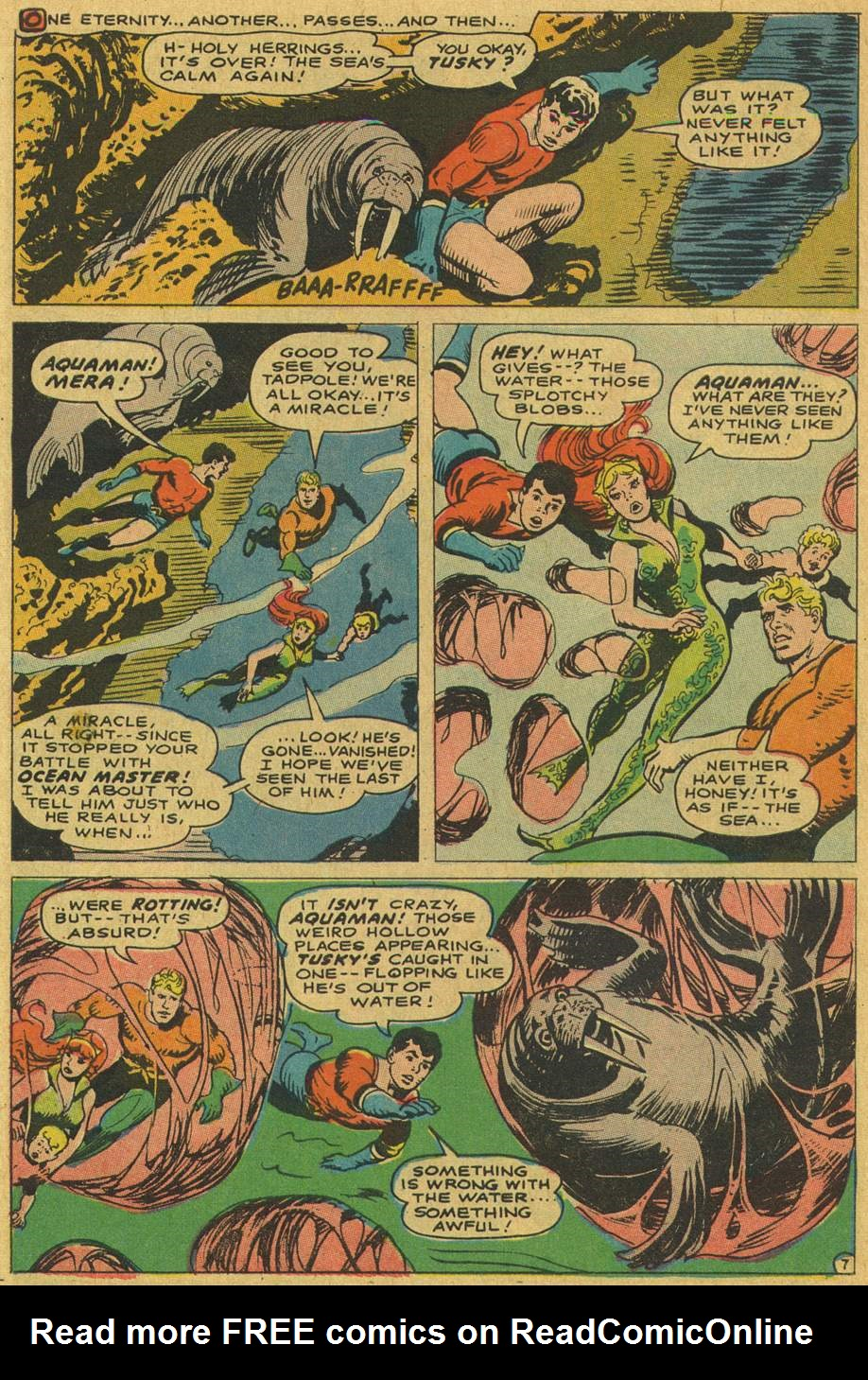 Read online Aquaman (1962) comic -  Issue #37 - 10