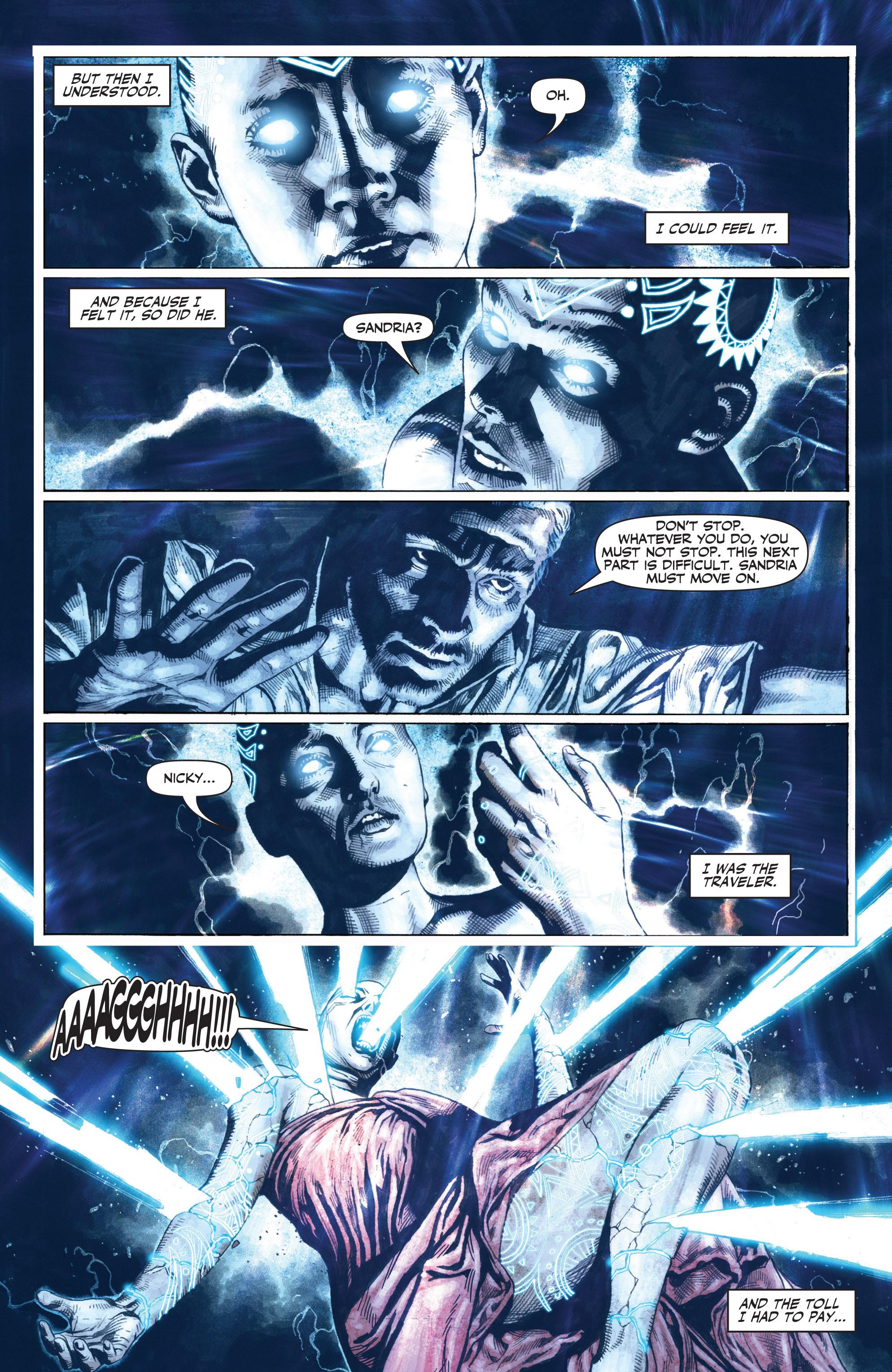 Read online Shadowman (2012) comic -  Issue #0 - 20