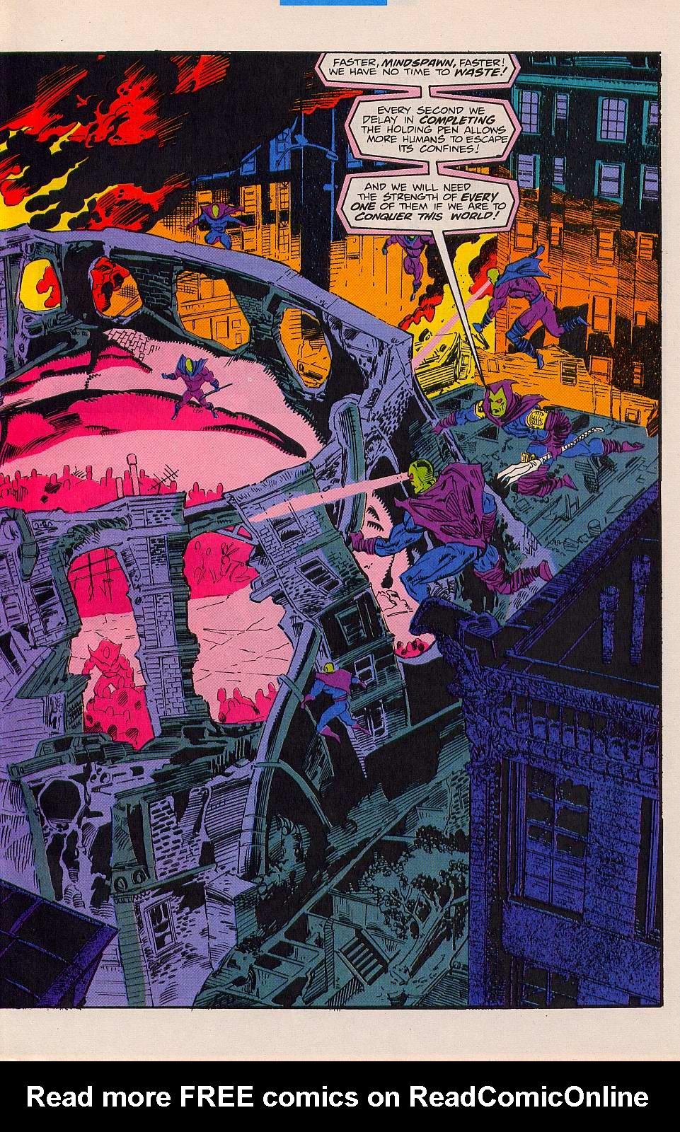 Read online Sleepwalker comic -  Issue #26 - 4
