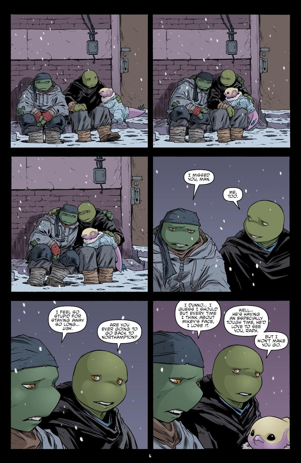 Read online Teenage Mutant Ninja Turtles (2011) comic -  Issue #104 - 8