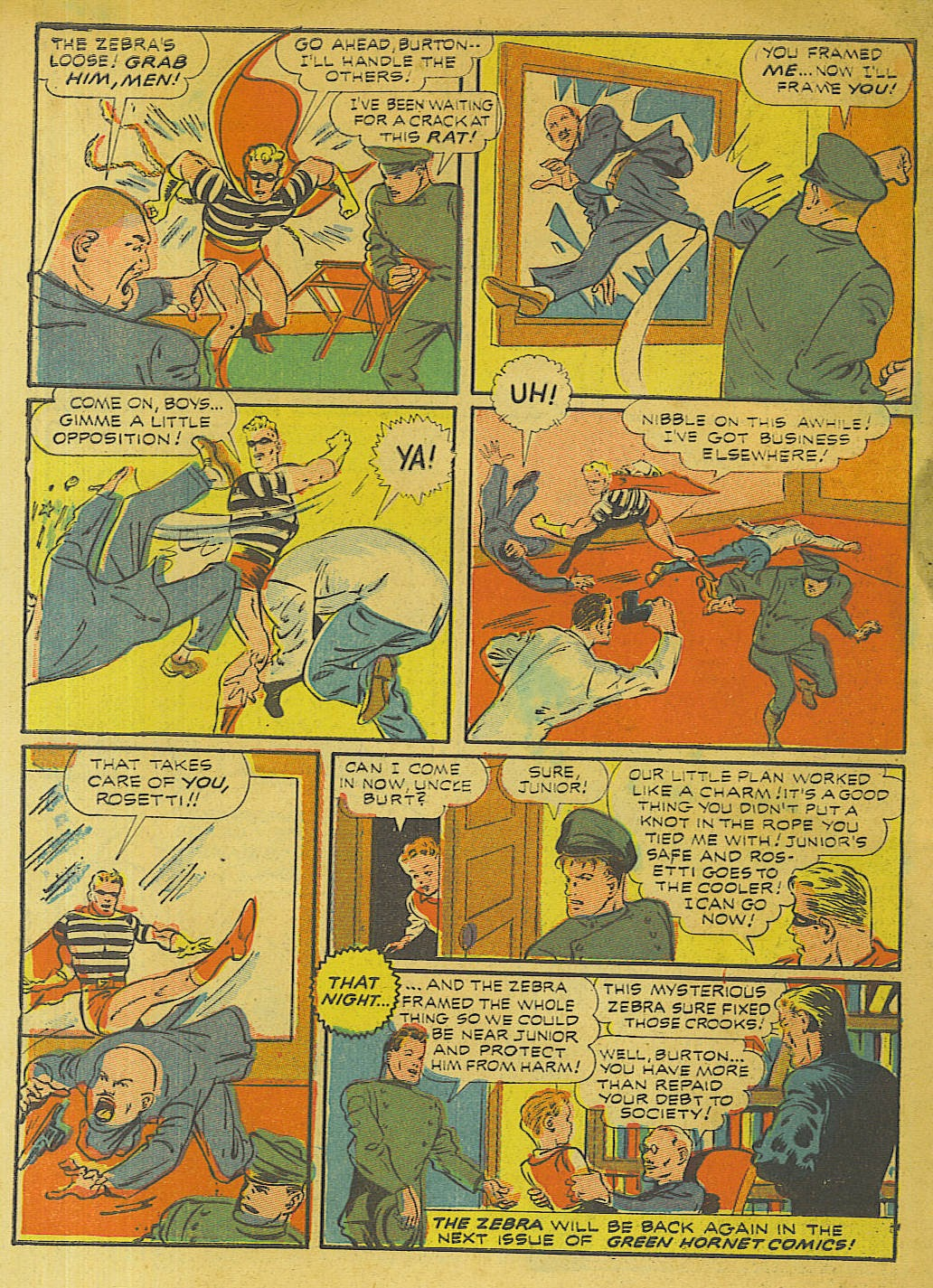 Green Hornet Comics issue 10 - Page 43