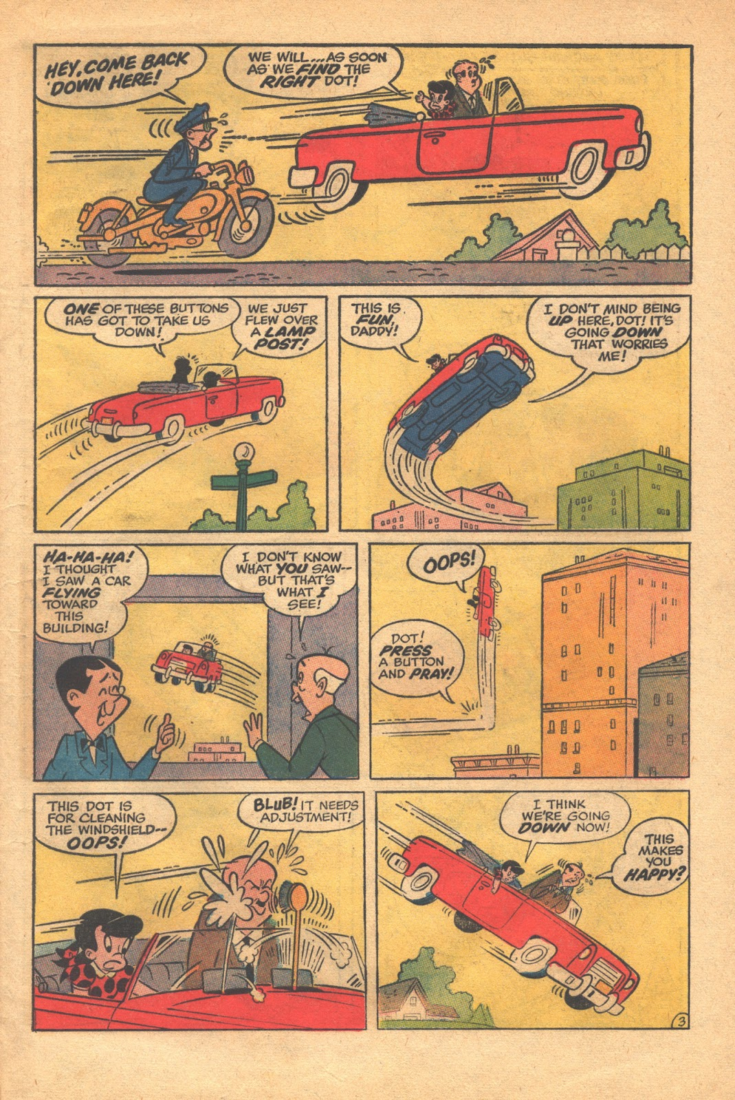 Little Dot (1953) issue 89 - Page 7