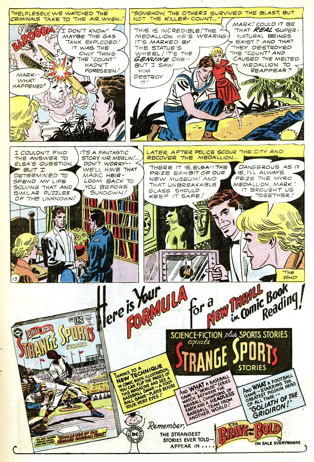 House of Secrets (1956) issue 58 - Page 17