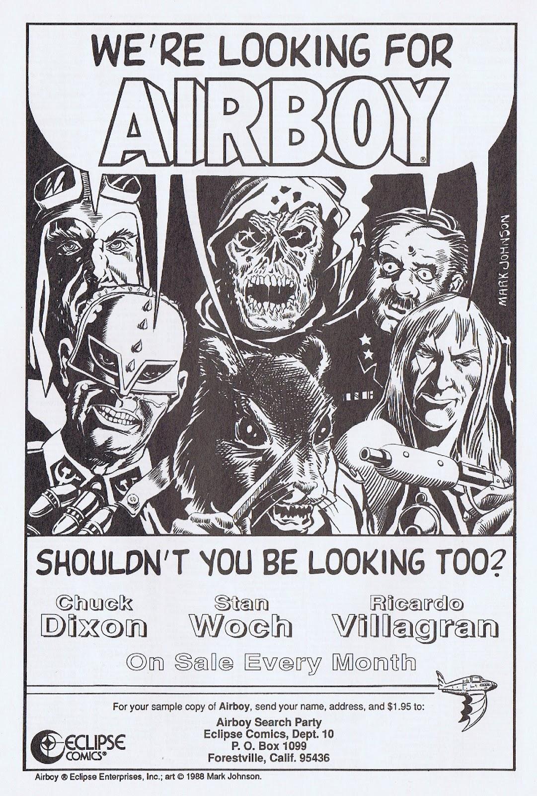 Read online Merchants of Death comic -  Issue #3 - 17