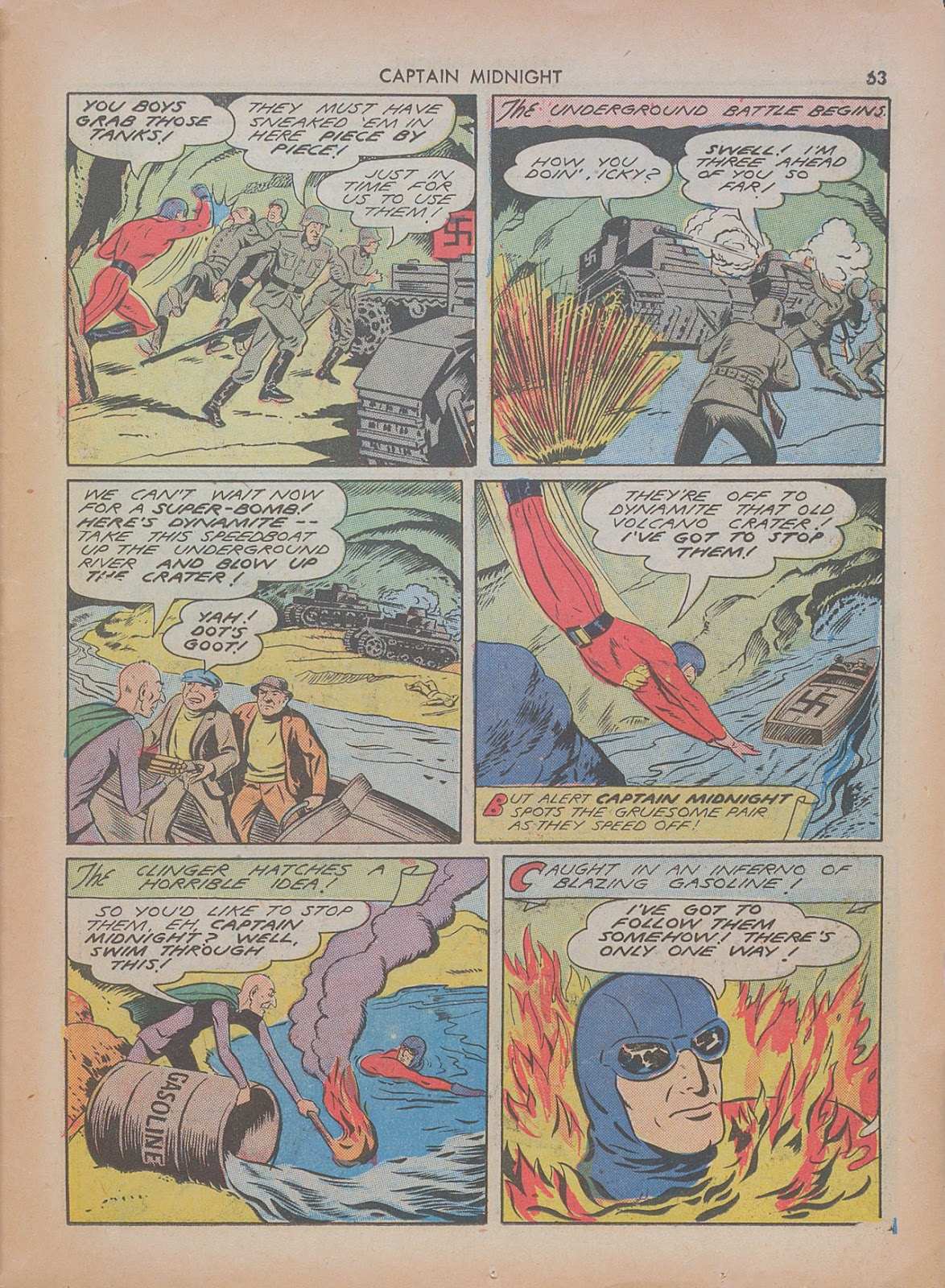 Captain Midnight (1942) issue 7 - Page 63