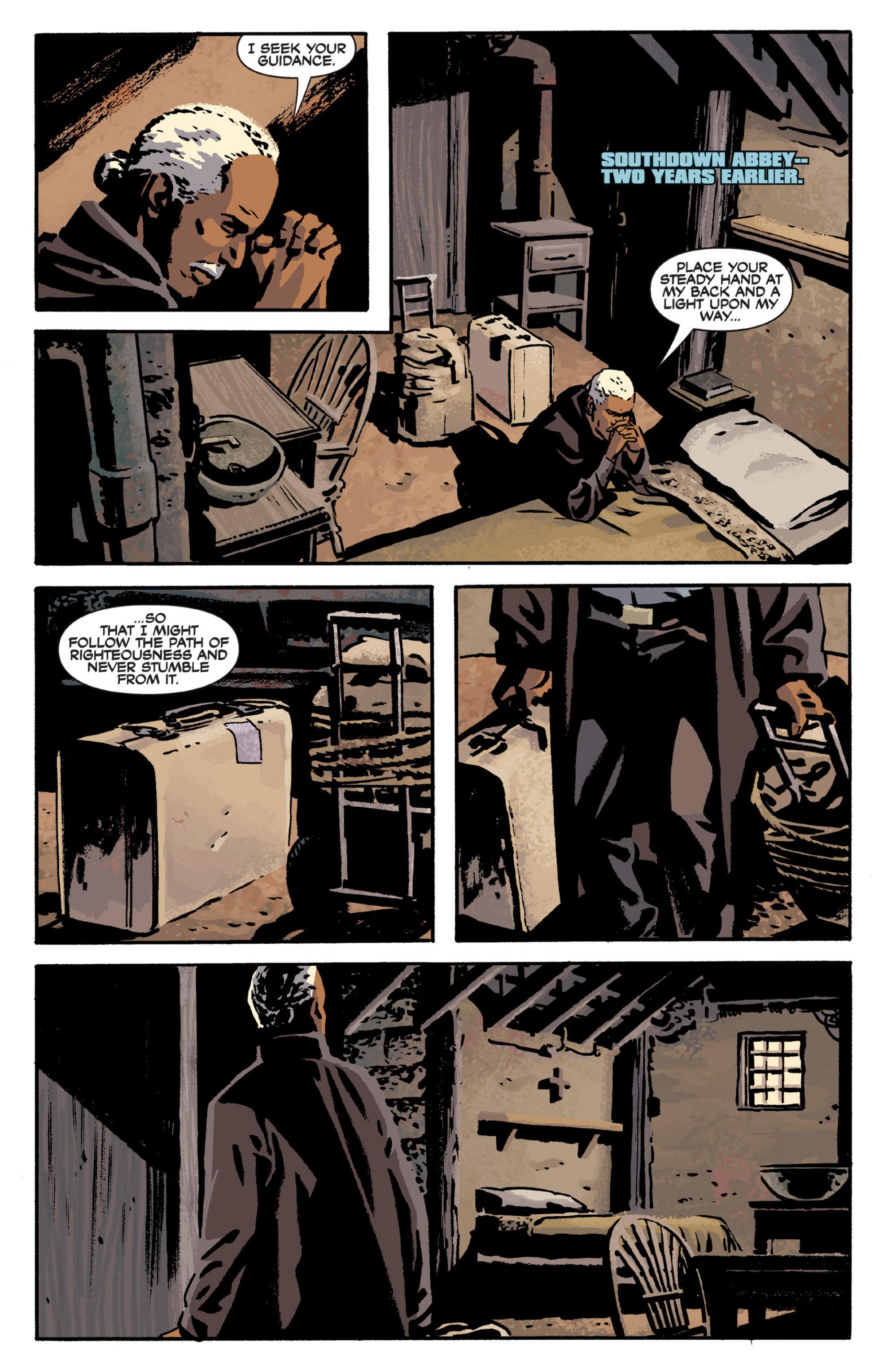Read online Serenity Volume Three: The Shepherd's Tale comic -  Issue # TPB - 18