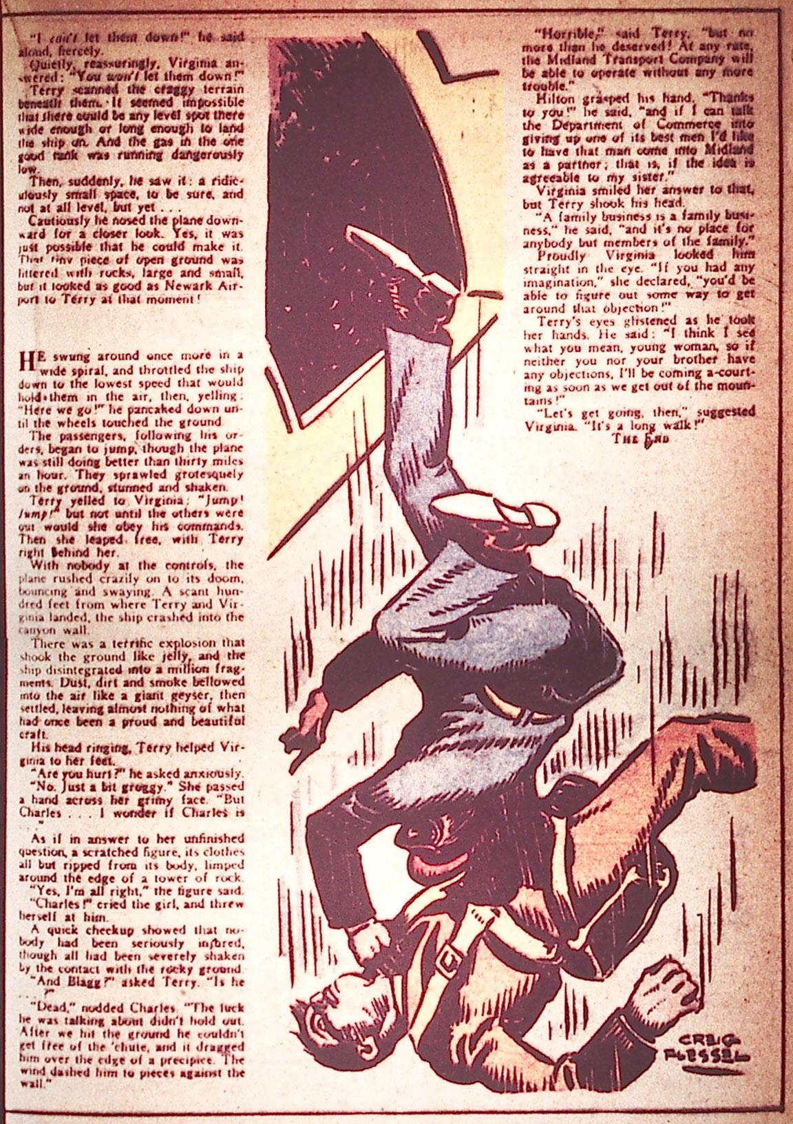 Read online Detective Comics (1937) comic -  Issue #5 - 39