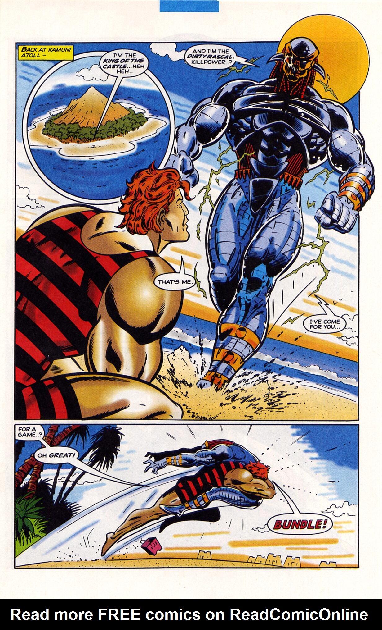 Read online Battletide comic -  Issue #1 - 15