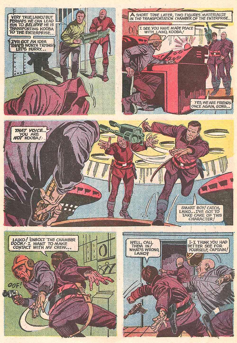 Star Trek (1967) issue 8 - Page 25
