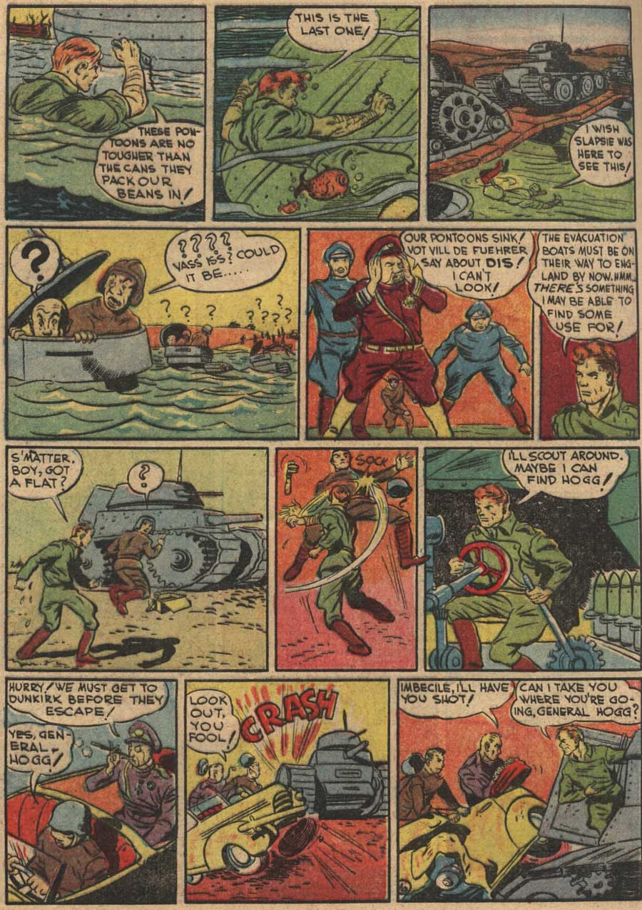 Blue Ribbon Comics (1939) issue 7 - Page 40