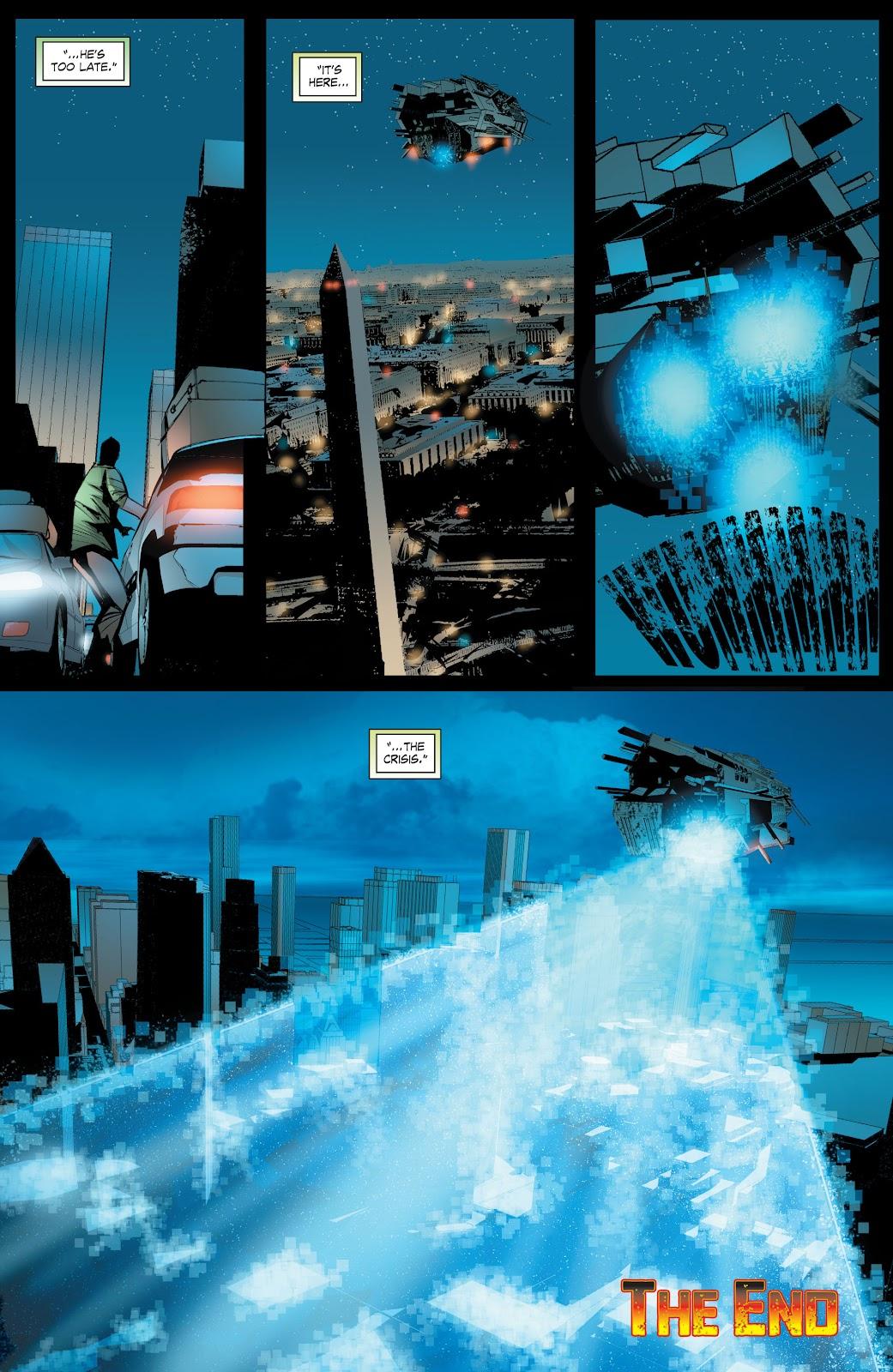 Read online Smallville Season 11 [II] comic -  Issue # TPB 8 - 174