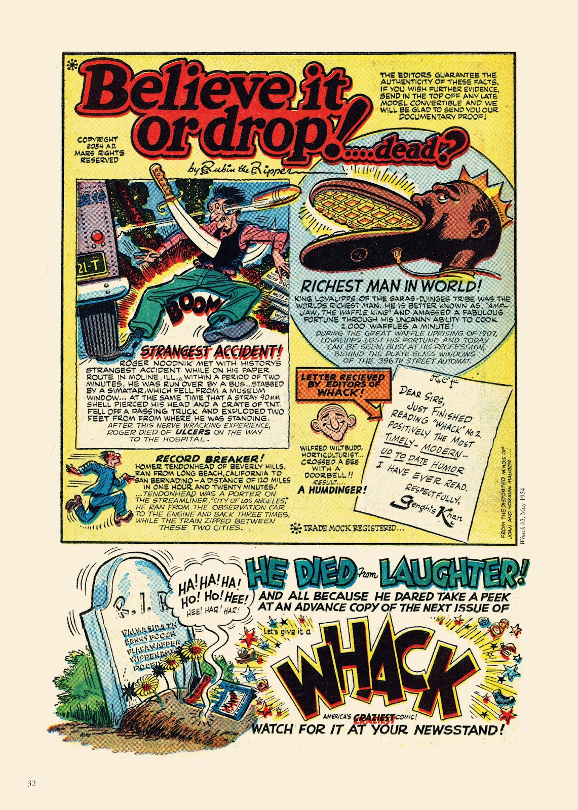 Read online Sincerest Form of Parody: The Best 1950s MAD-Inspired Satirical Comics comic -  Issue # TPB (Part 1) - 33